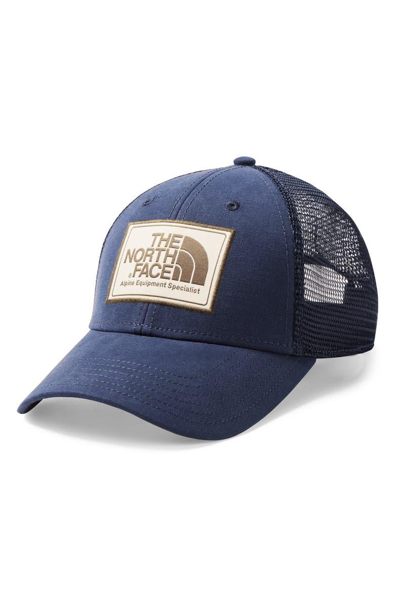 52773804915 The North Face Mudder Trucker Hat - Black In Tnf Black  Asphalt Grey ...