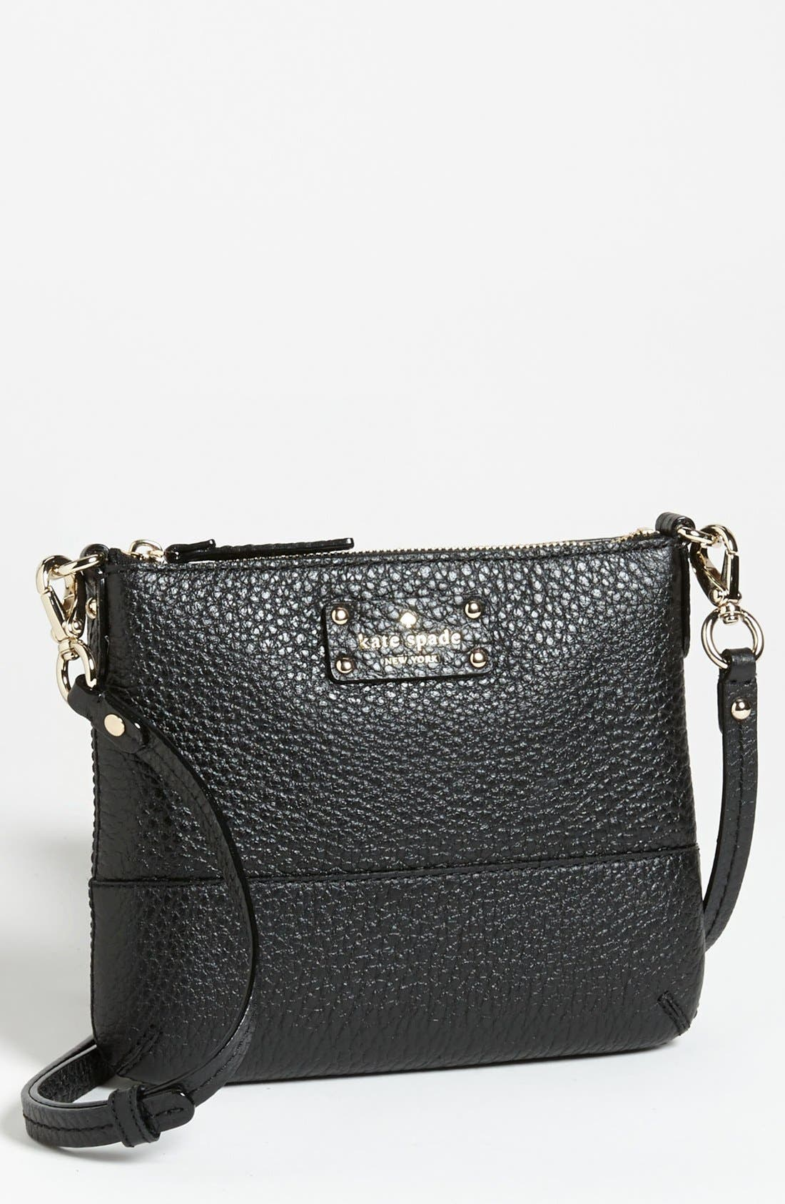 'grove park - tenley' crossbody bag,                             Main thumbnail 1, color,                             001