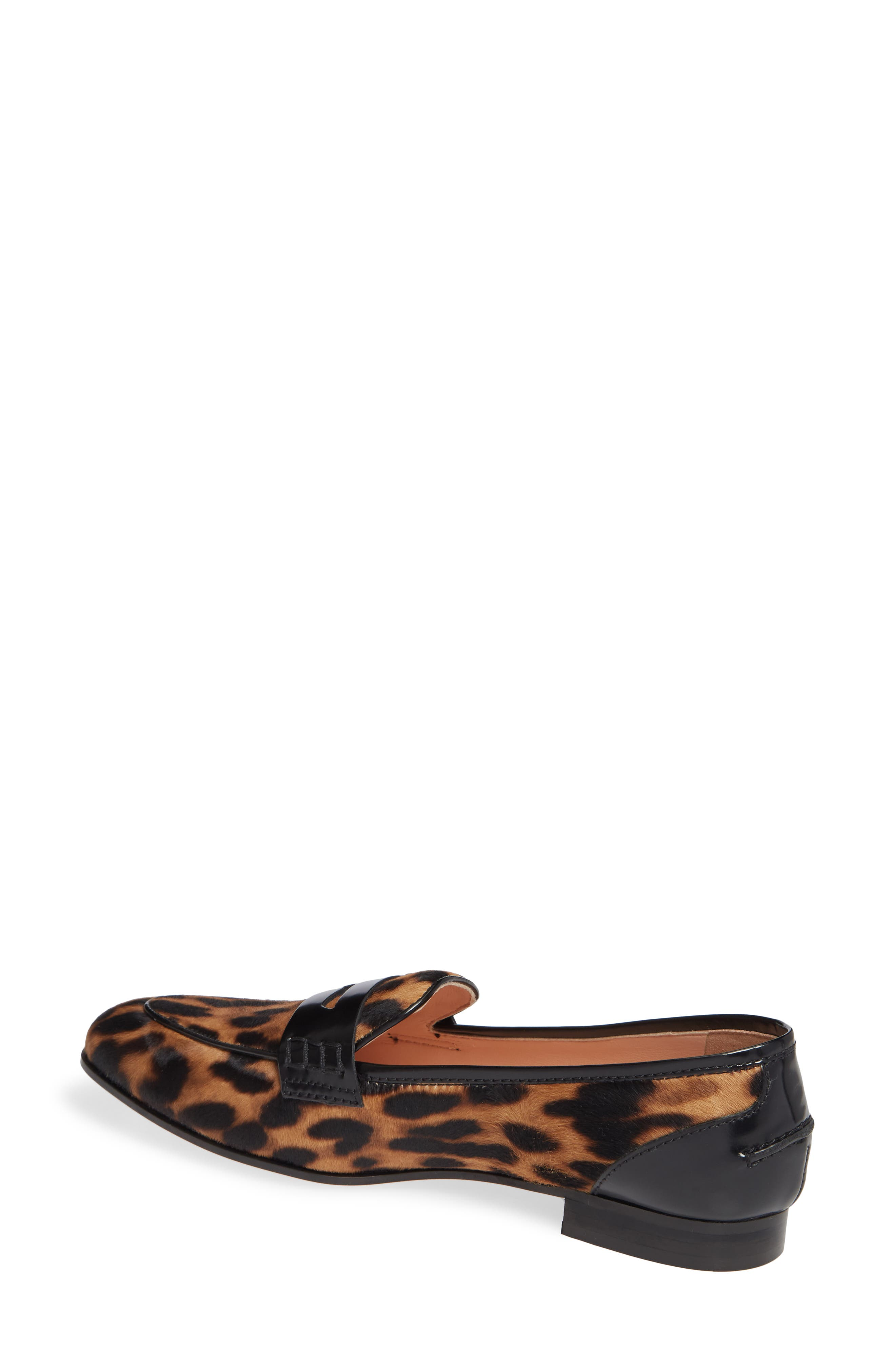 Academy Genuine Calf Hair Penny Loafer,                             Alternate thumbnail 2, color,                             200