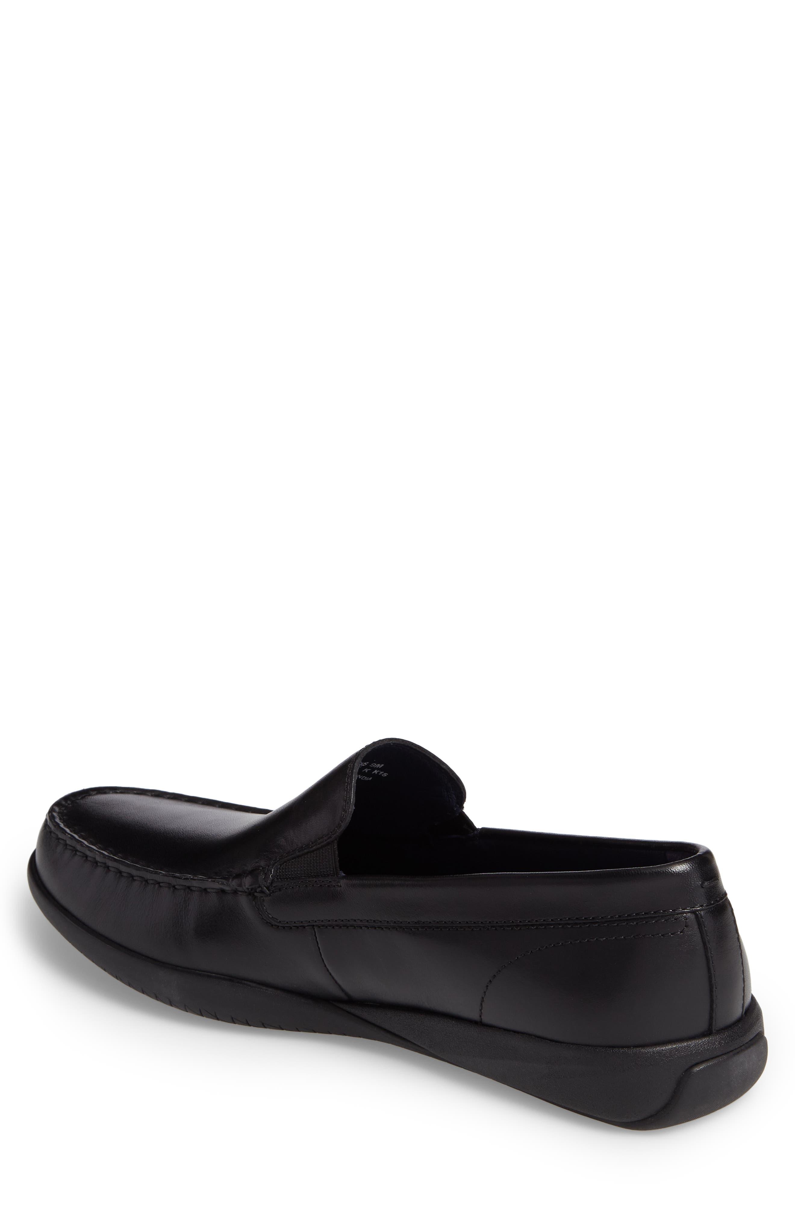 Lovell 2 Loafer,                             Alternate thumbnail 2, color,                             BLACK