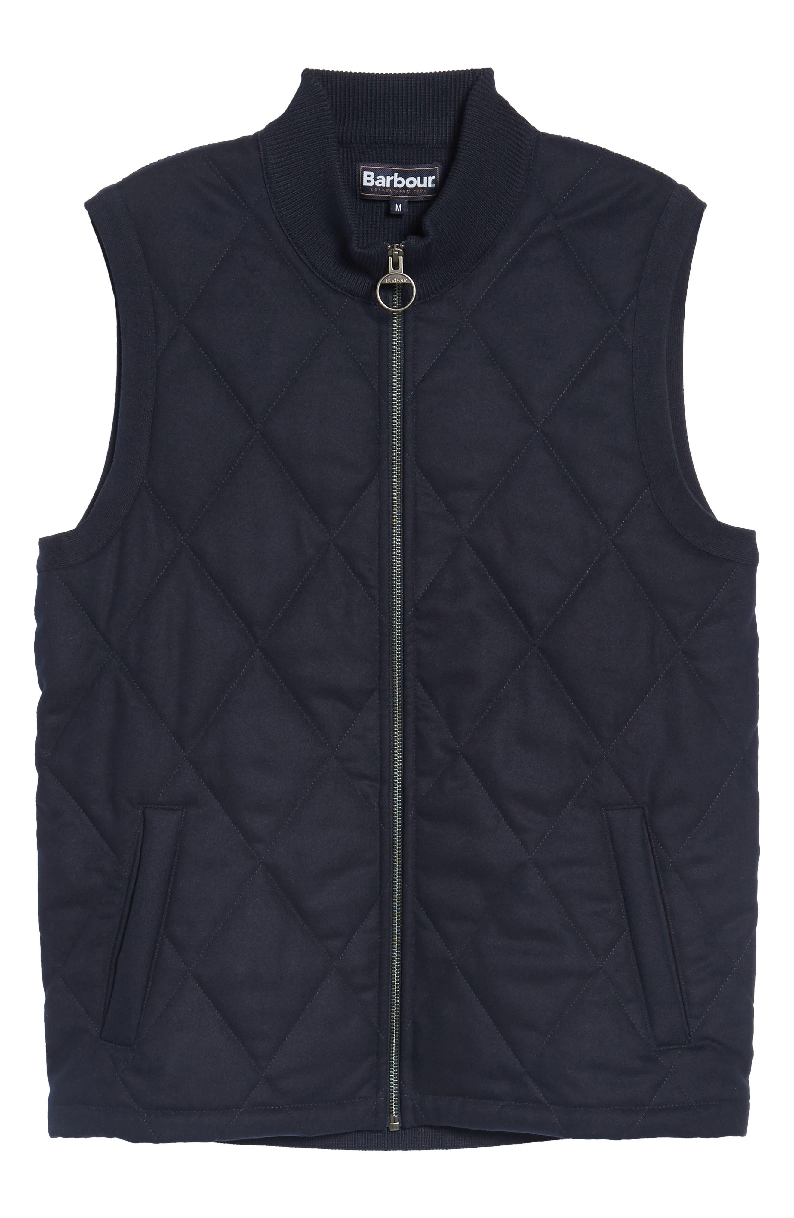 Barra Mixed Media Vest,                             Alternate thumbnail 5, color,                             410