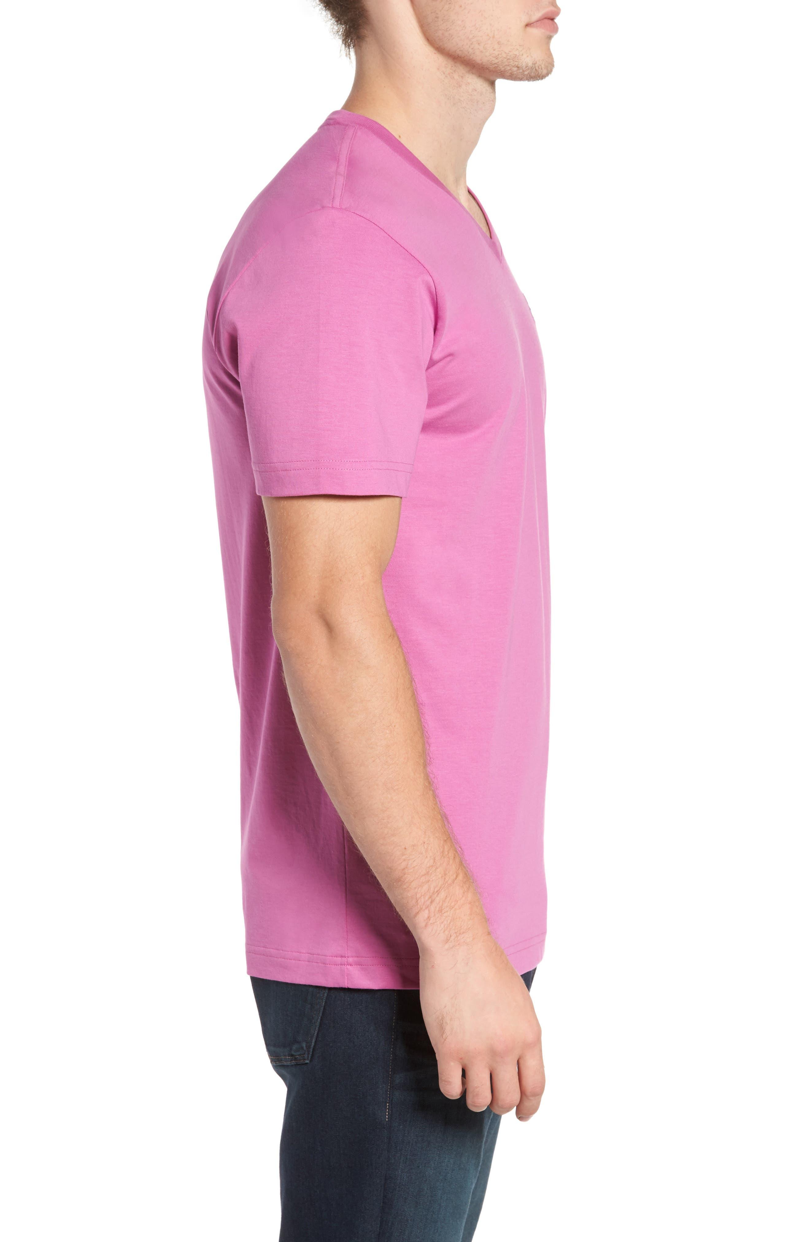 V-Neck T-Shirt,                             Alternate thumbnail 25, color,