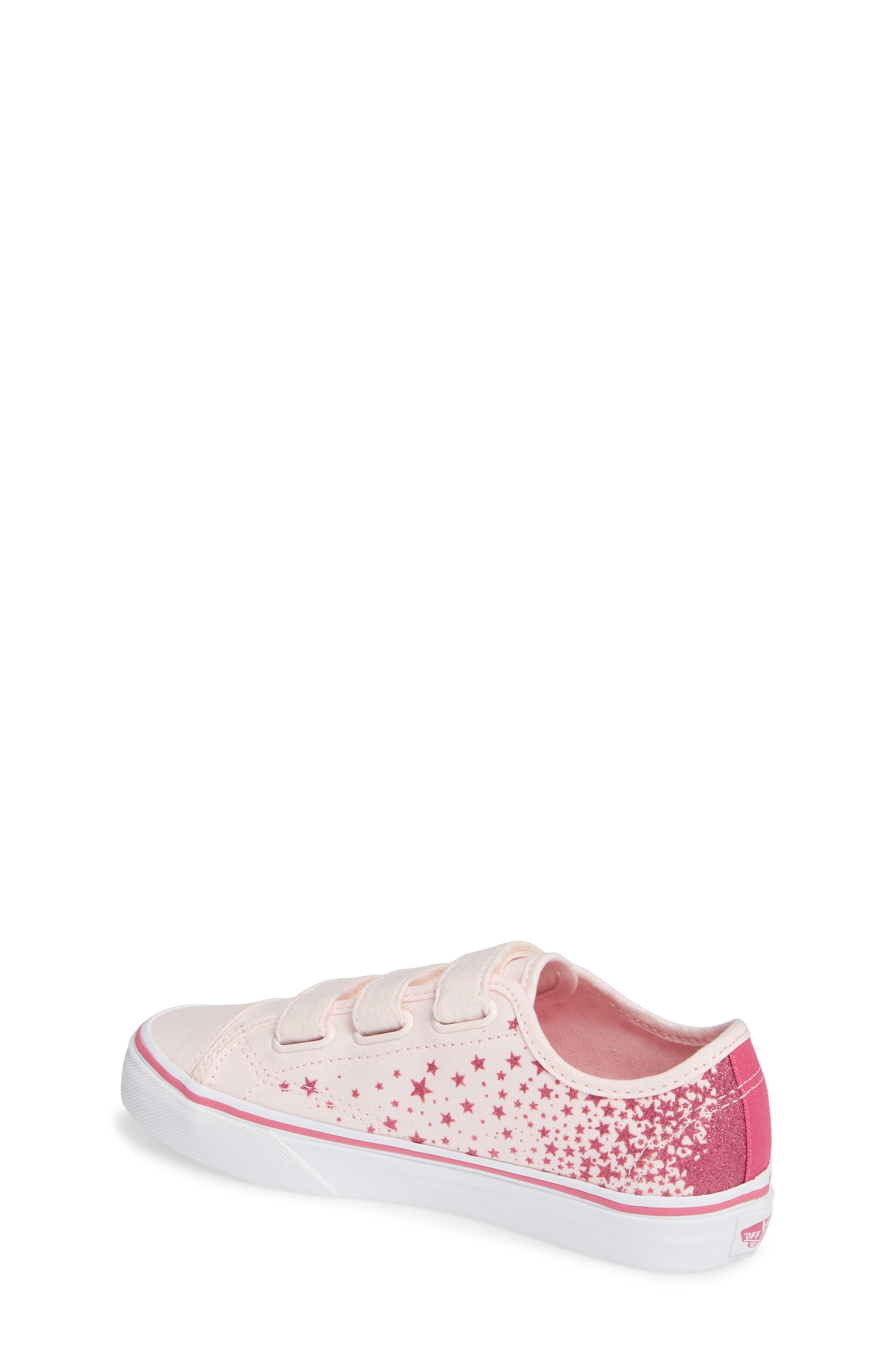 Style 23 V Glitter Sneaker,                             Alternate thumbnail 2, color,                             680