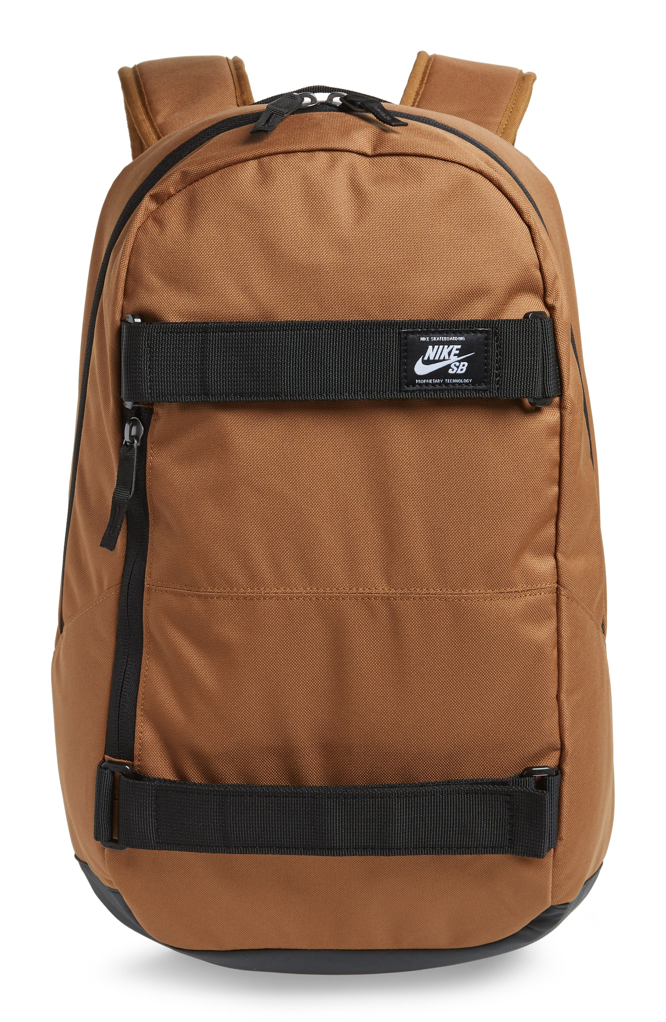 Courthouse Backpack,                         Main,                         color, ALE BROWN