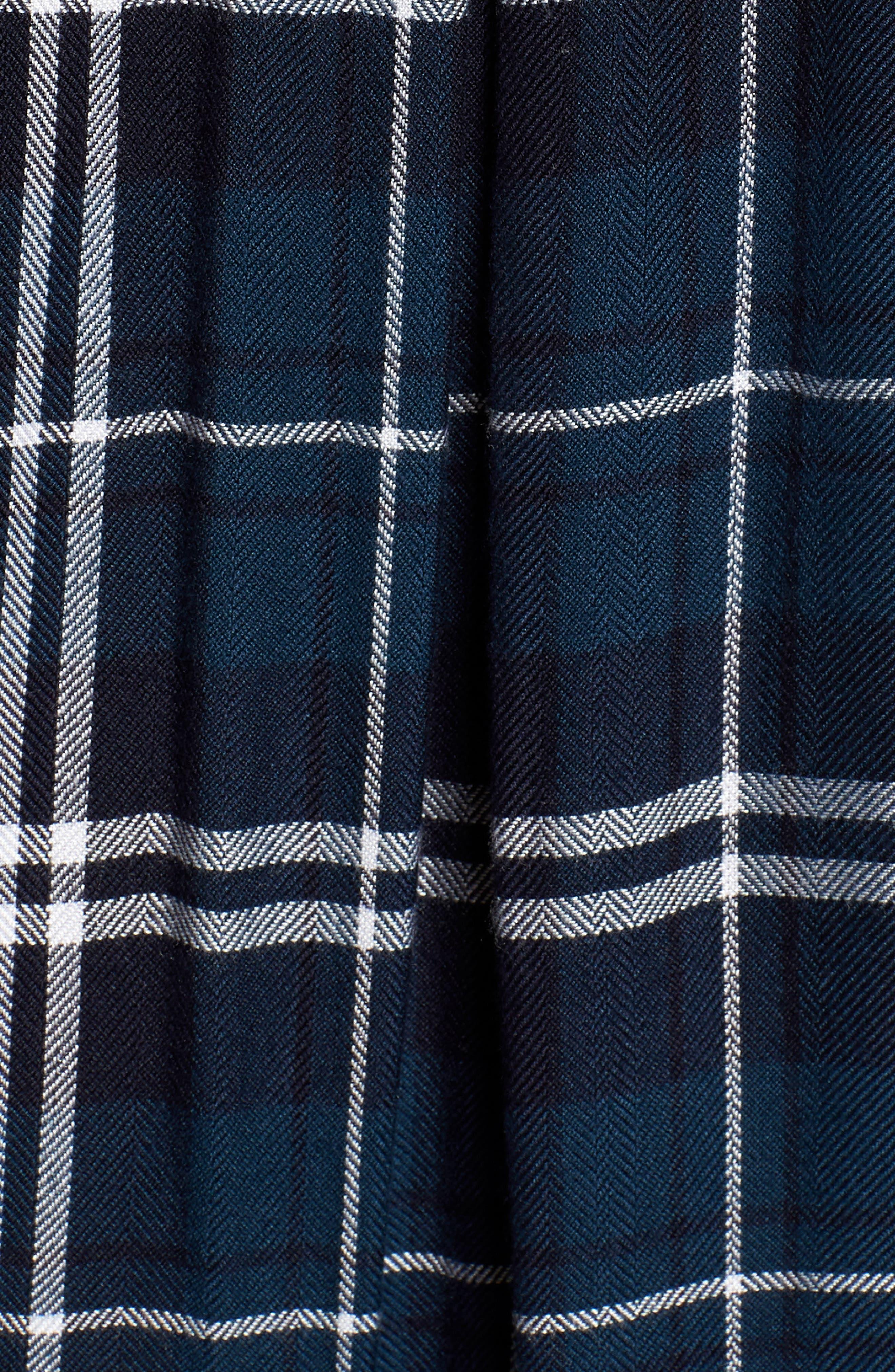 Hunter Plaid Shirt,                             Alternate thumbnail 594, color,