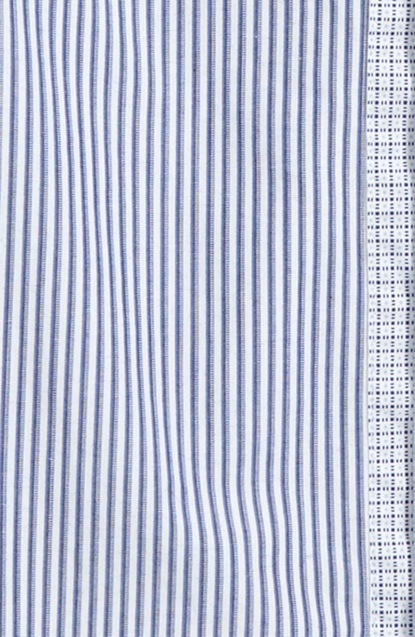 Stripe Woven Shirt,                             Alternate thumbnail 2, color,                             424