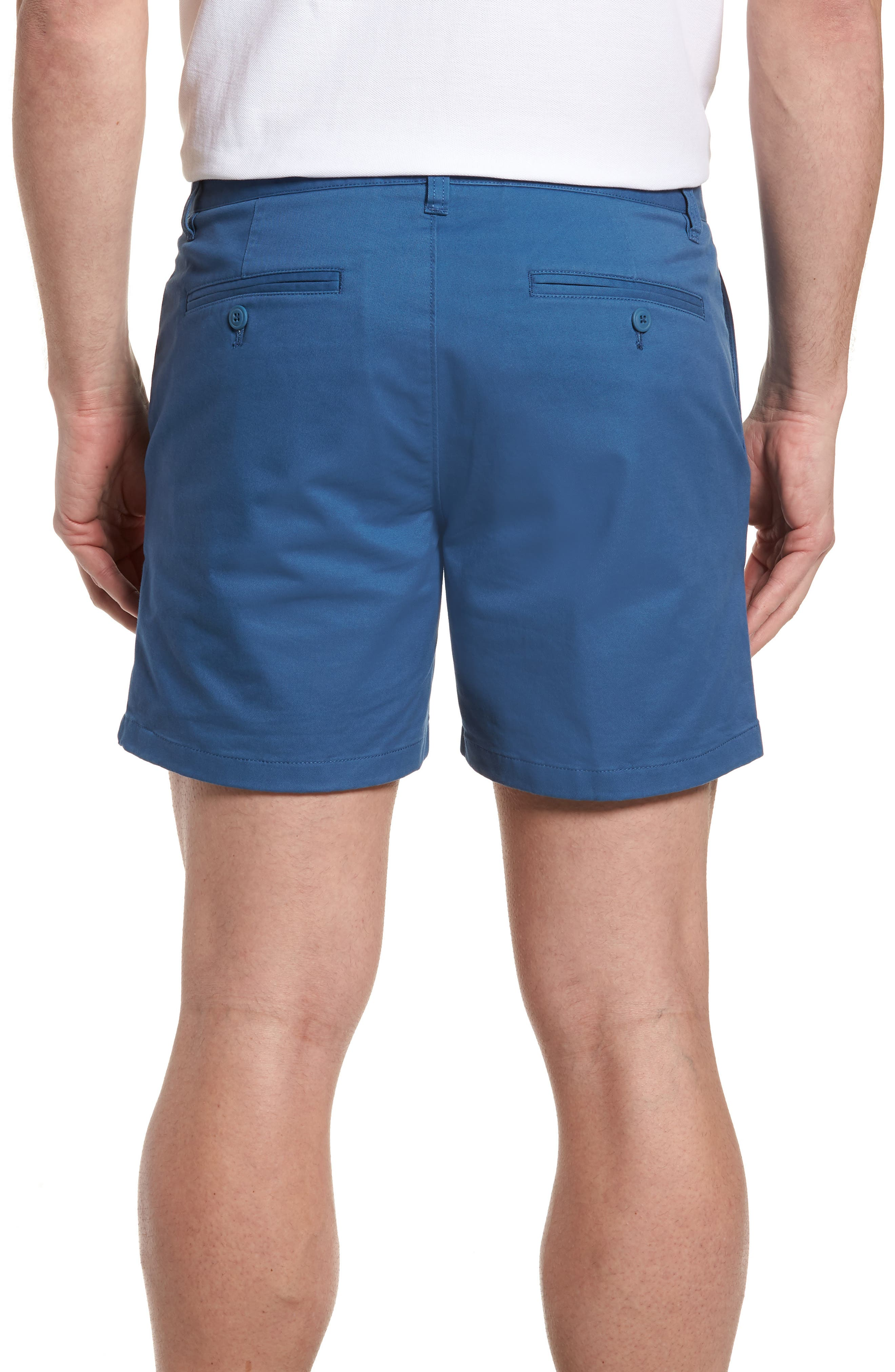 Stretch Washed Chino 5-Inch Shorts,                             Alternate thumbnail 38, color,