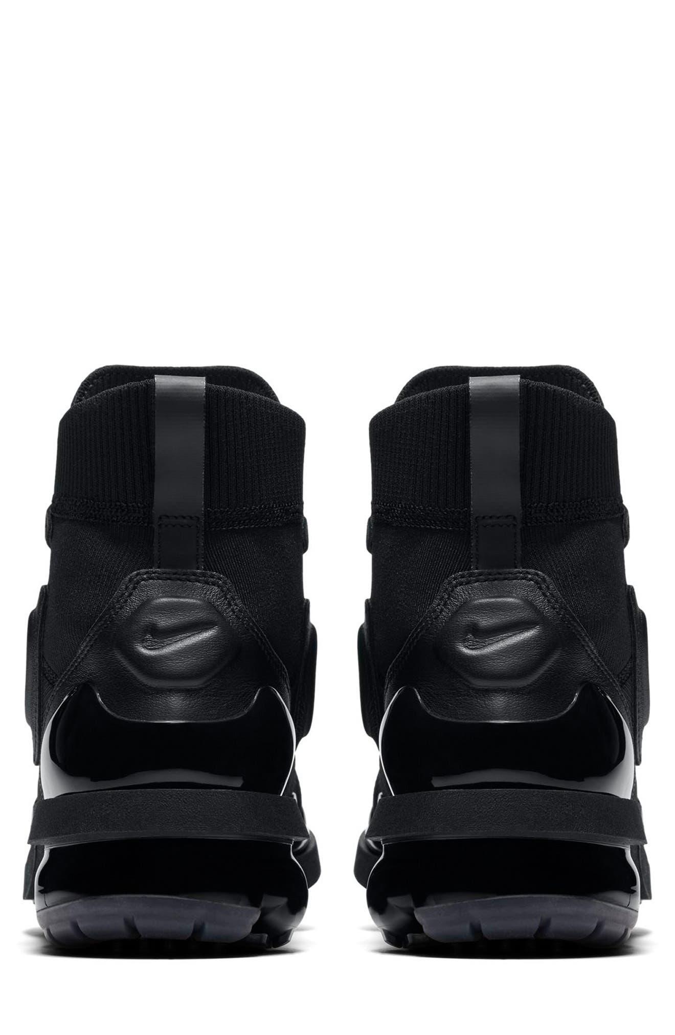 Air Vapormax Light II Sneaker,                             Alternate thumbnail 2, color,                             BLACK/ BLACK