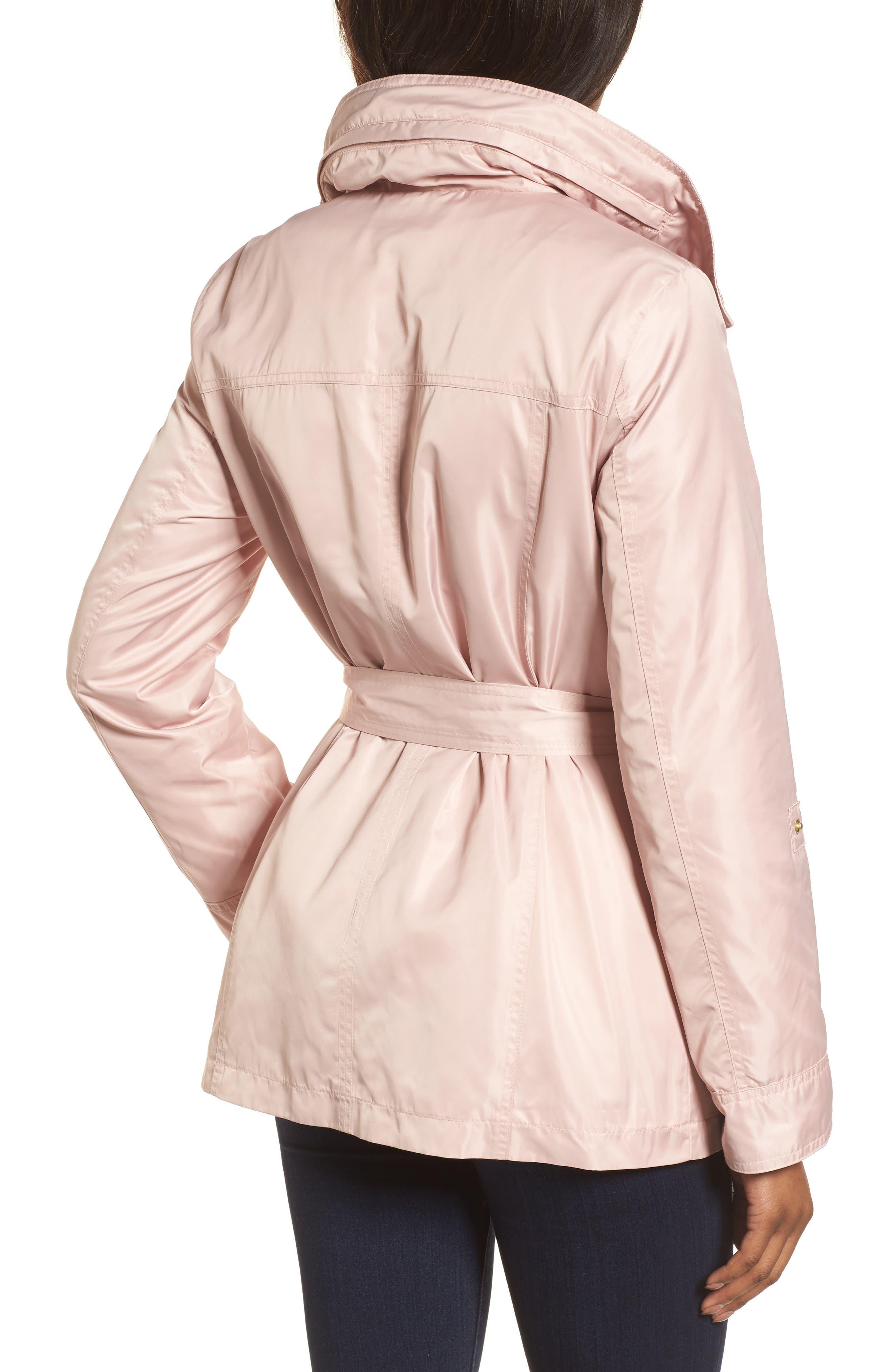 Belted Lightweight Jacket,                             Alternate thumbnail 8, color,
