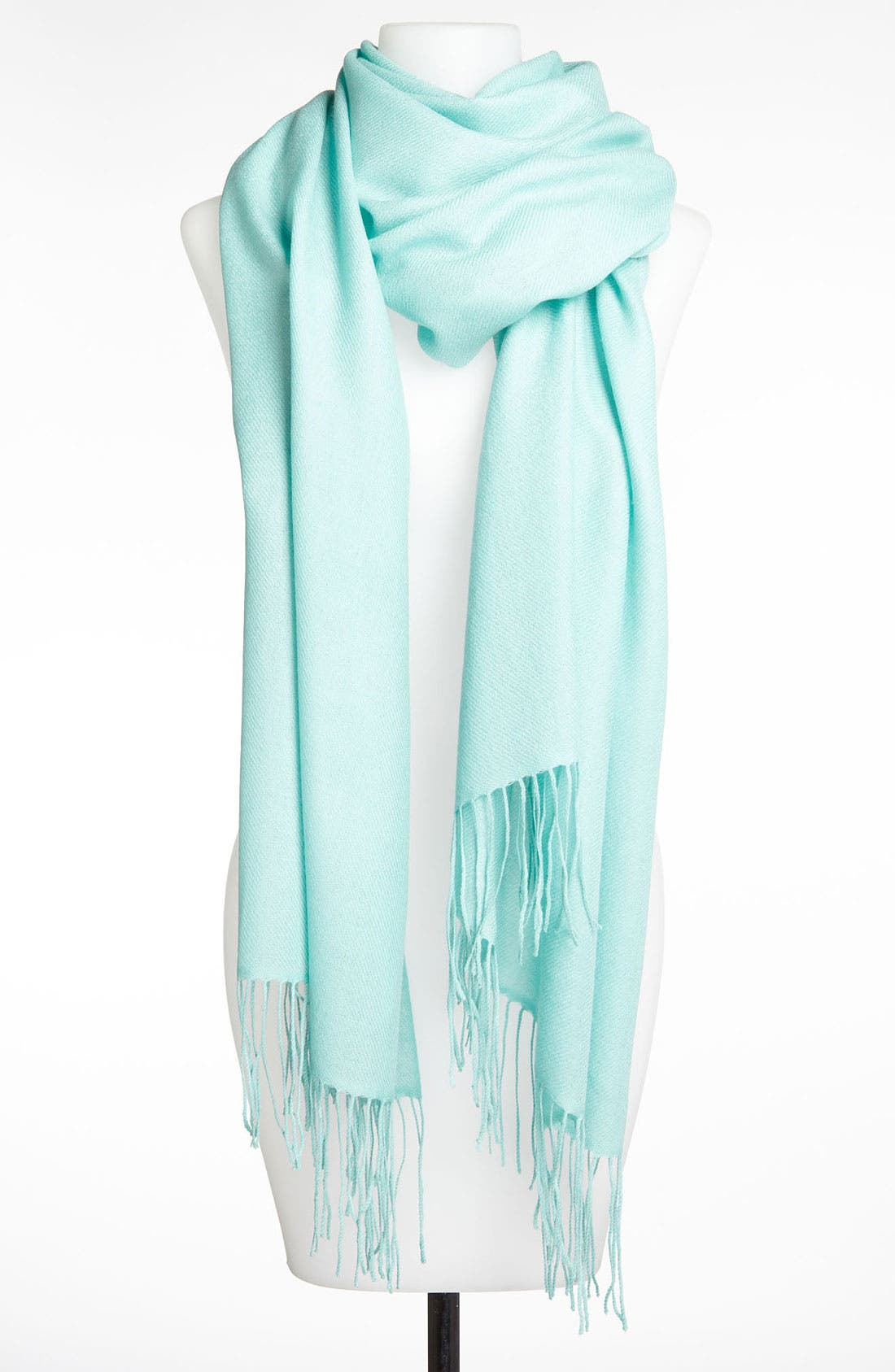 Tissue Weight Wool & Cashmere Wrap,                             Main thumbnail 50, color,