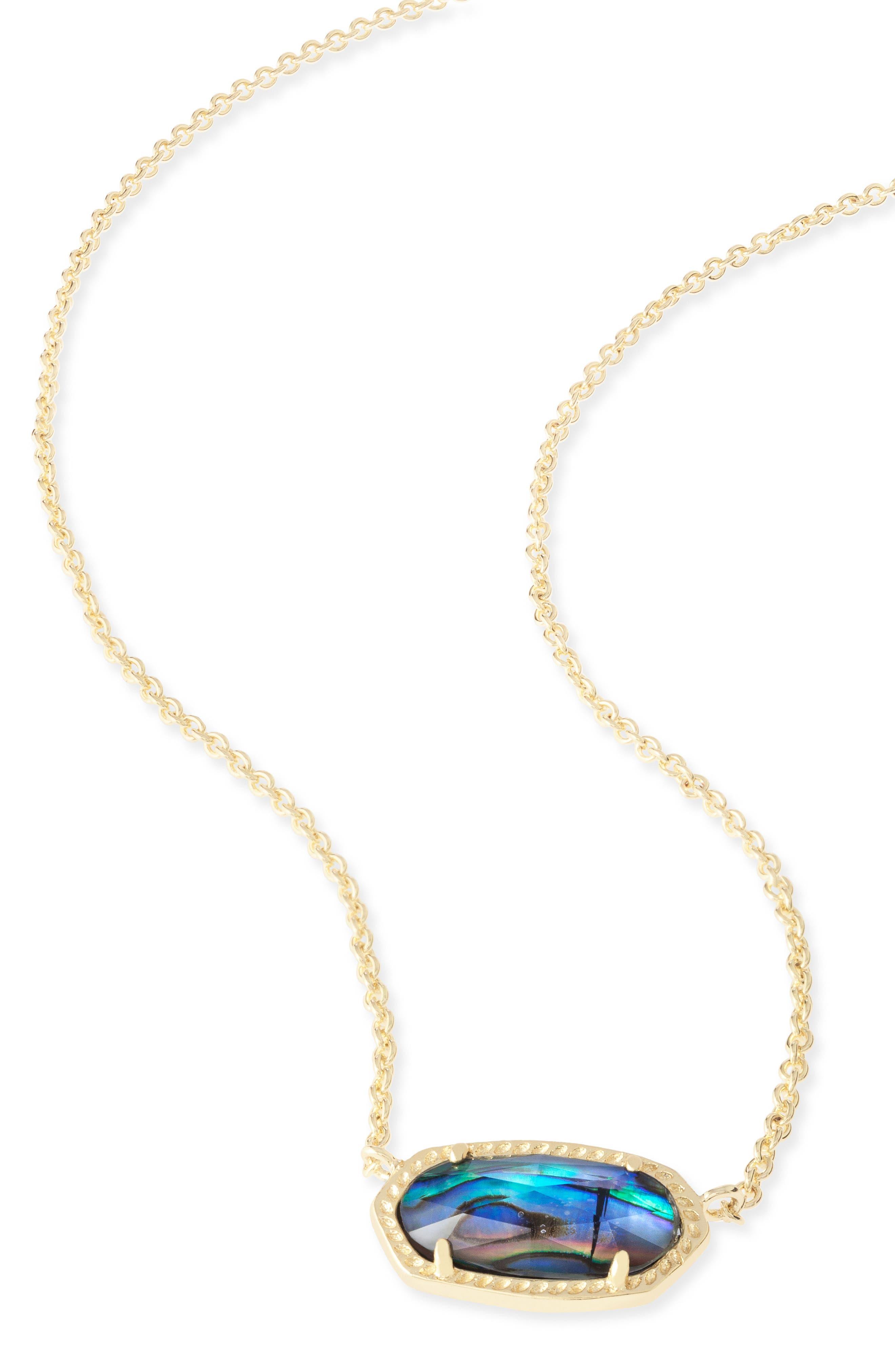 'Elisa' Pendant Necklace,                             Alternate thumbnail 3, color,                             440