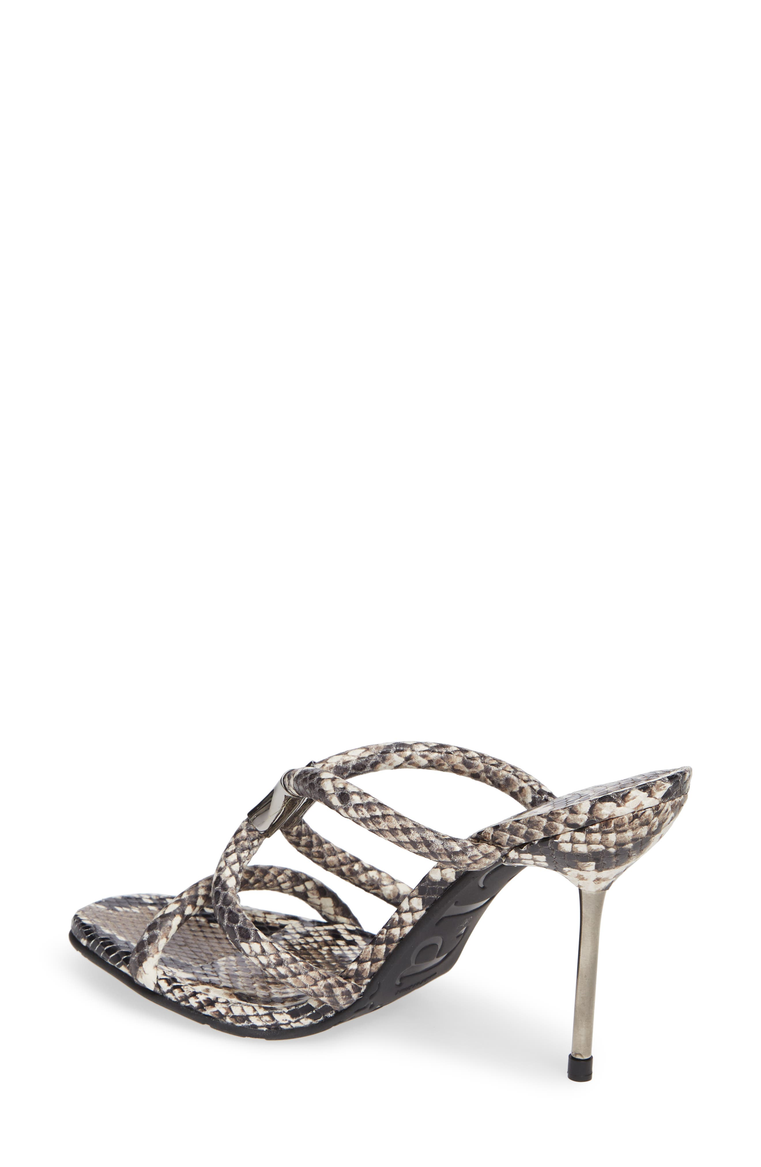 Macy Rope Sandal,                             Alternate thumbnail 2, color,                             NATURAL PYTHON