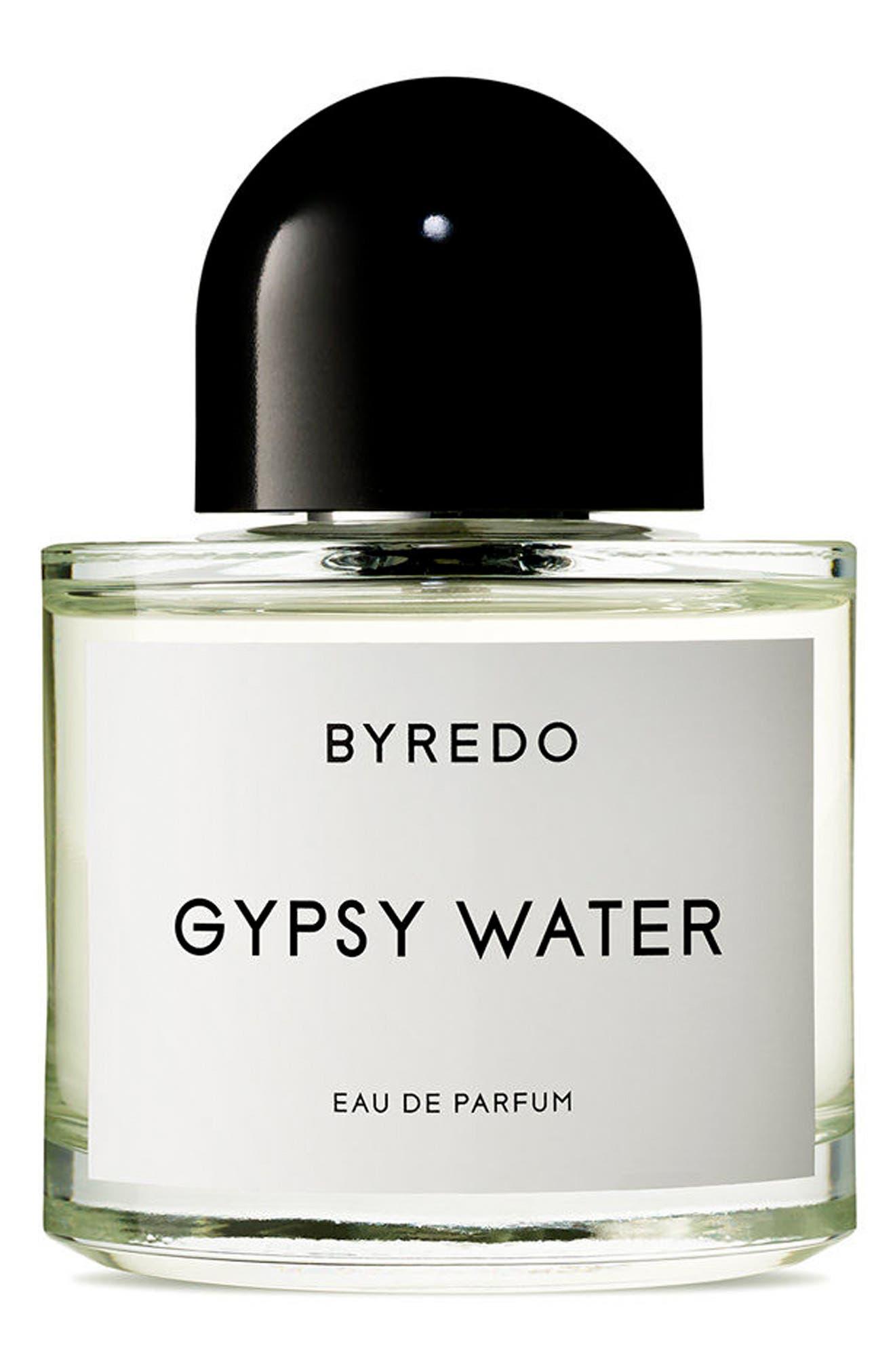 BYREDO,                             Gypsy Water Eau de Parfum,                             Main thumbnail 1, color,                             NO COLOR