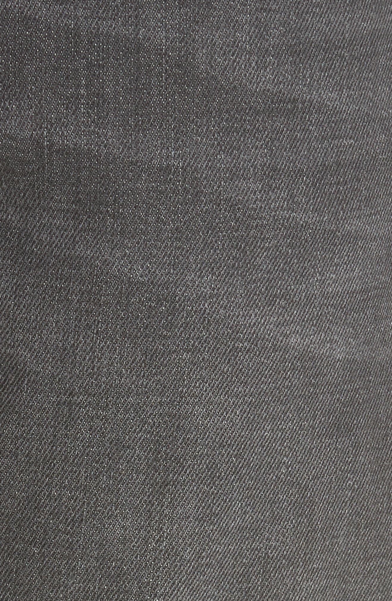 VERSACE COLLECTION,                             Medusa Pocket Jeans,                             Alternate thumbnail 5, color,                             020