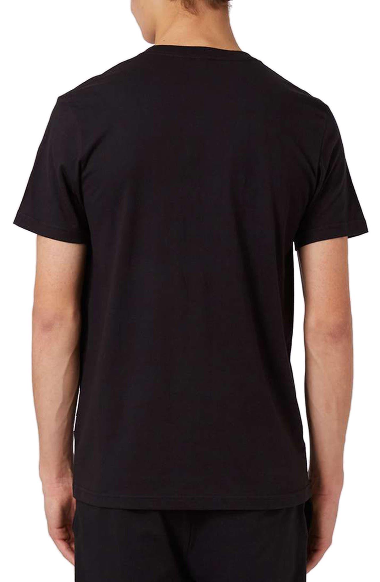 NICCE Graphic T-Shirt,                             Alternate thumbnail 2, color,                             001