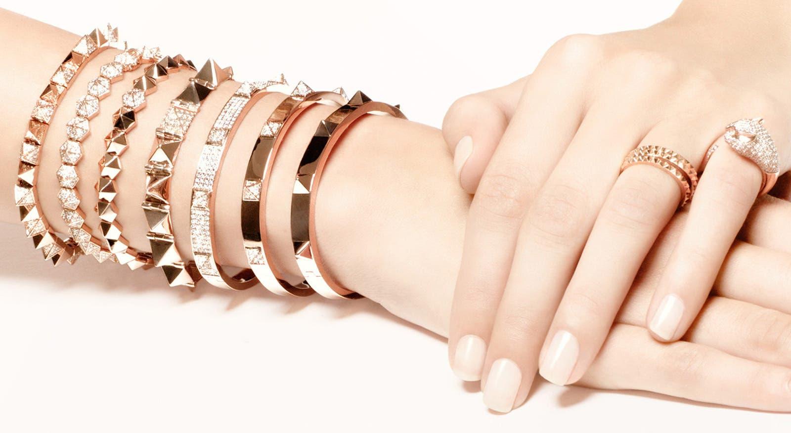 Anita Ko jewelry.