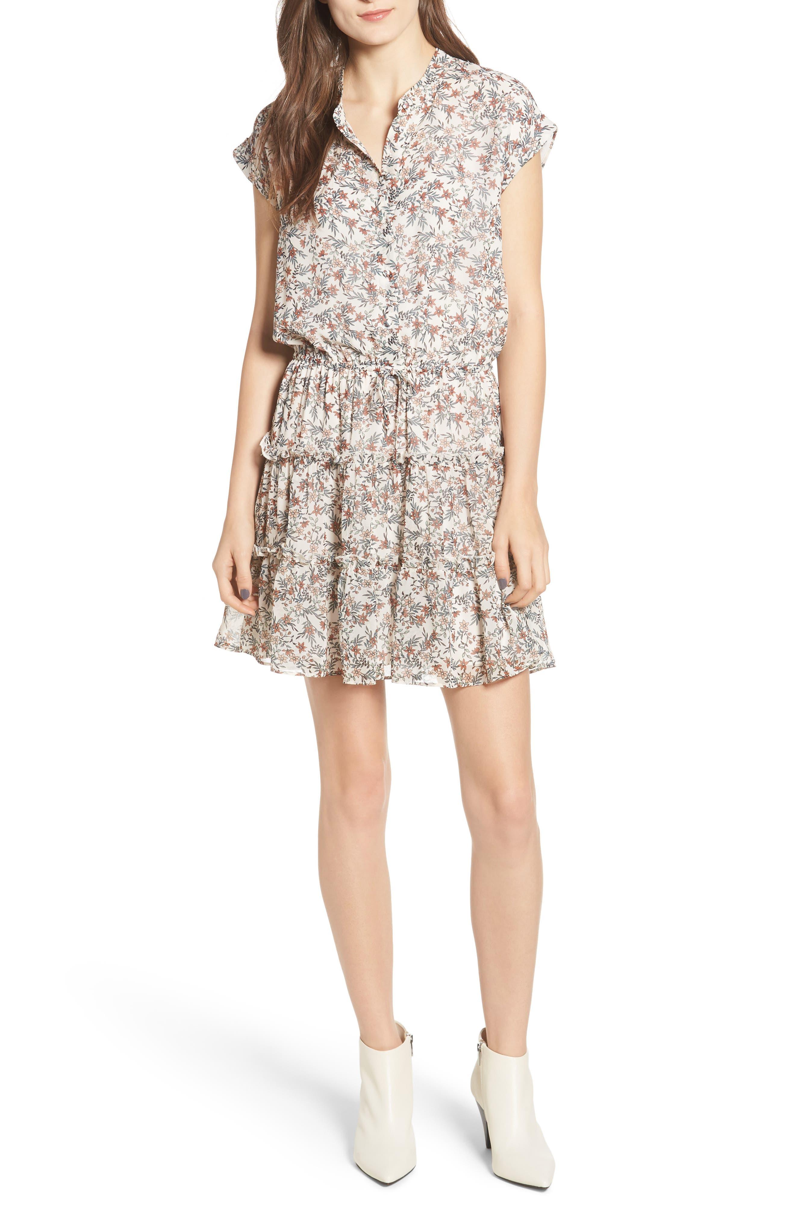 Rebecca Minkoff Ollie Dress, White