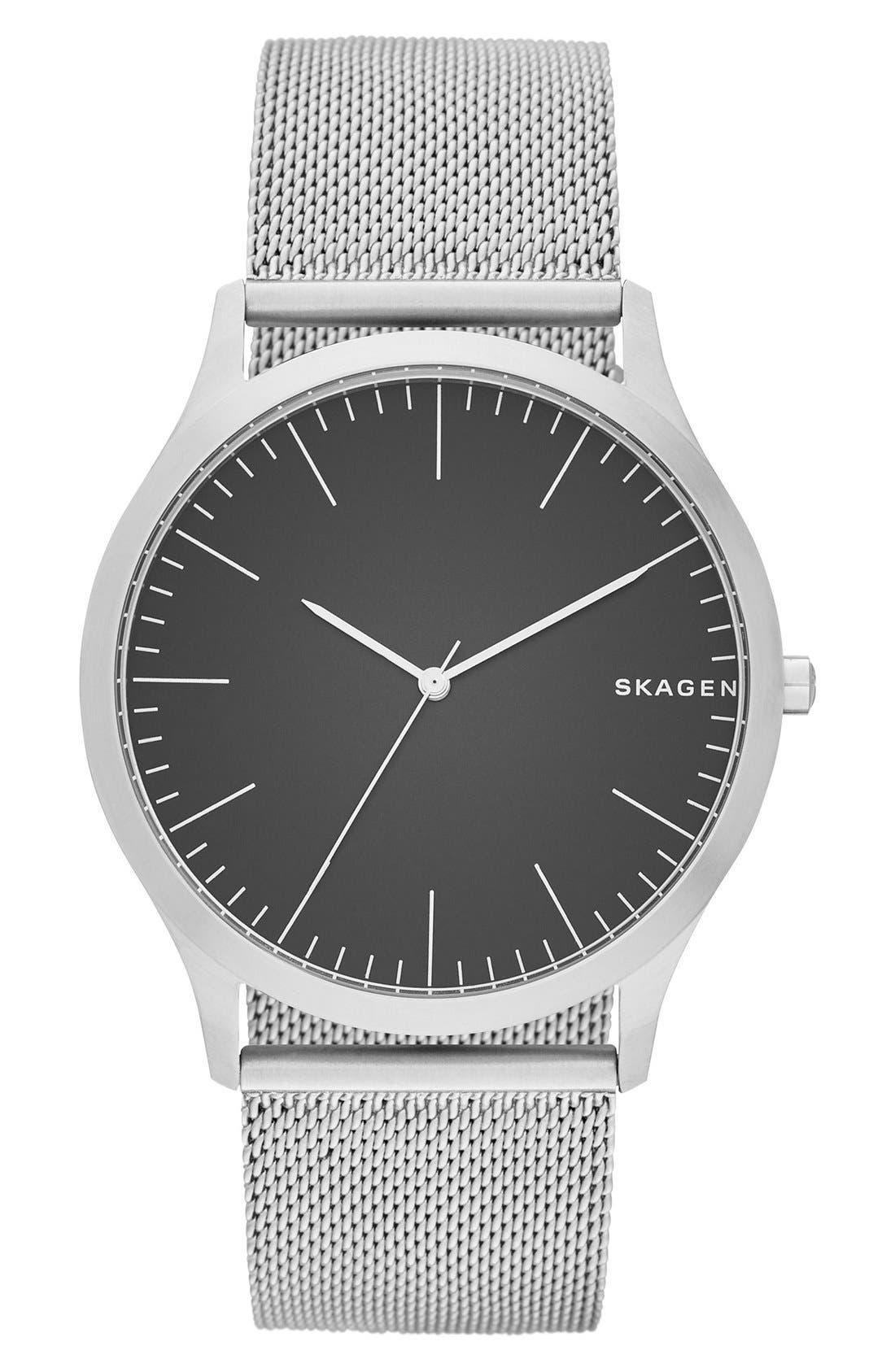 Jorn Mesh Strap Watch, 41mm,                             Main thumbnail 1, color,