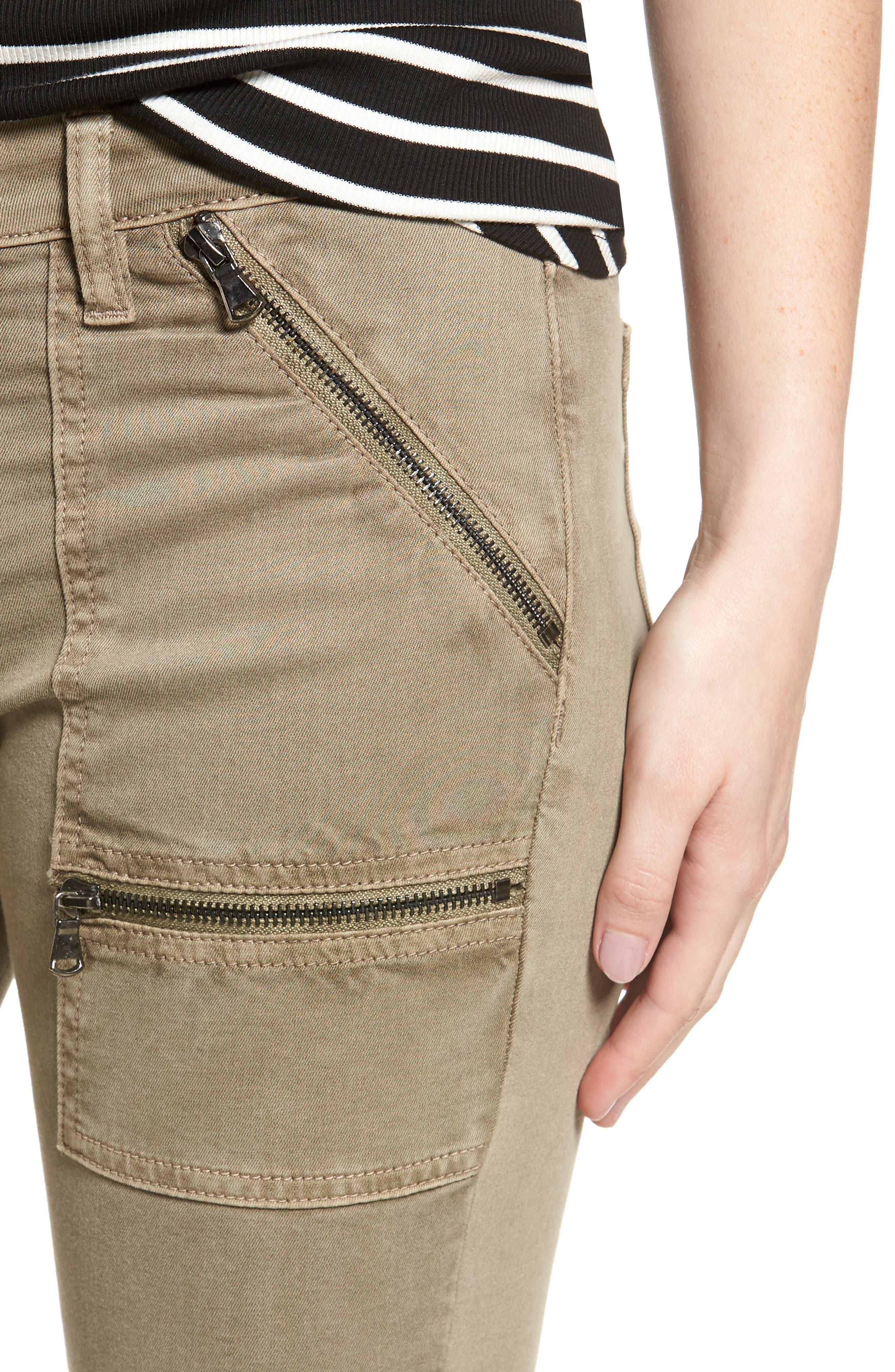 Skinny Utility Pants,                             Alternate thumbnail 4, color,                             300