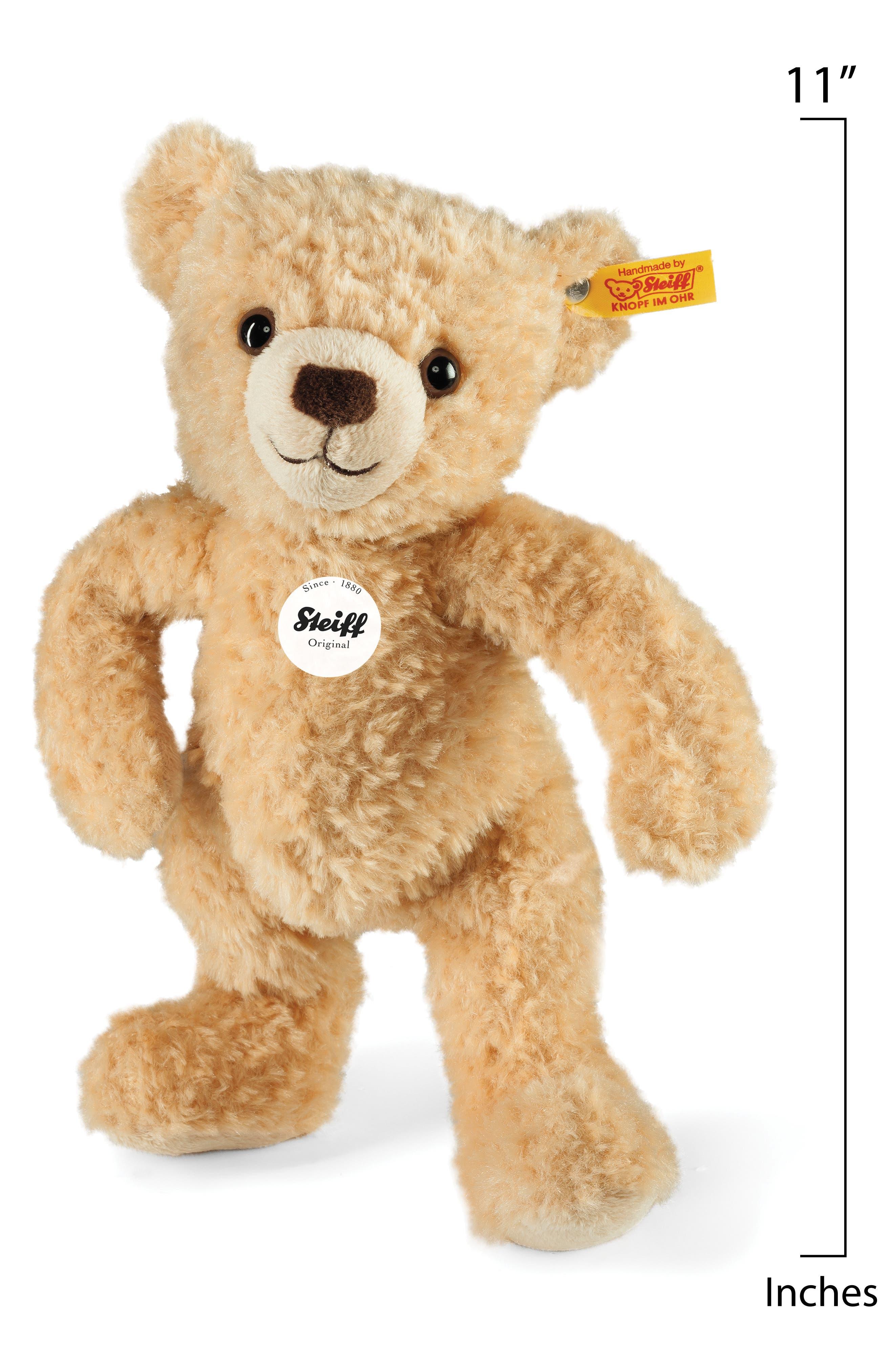 Kim Teddy Bear,                             Alternate thumbnail 2, color,