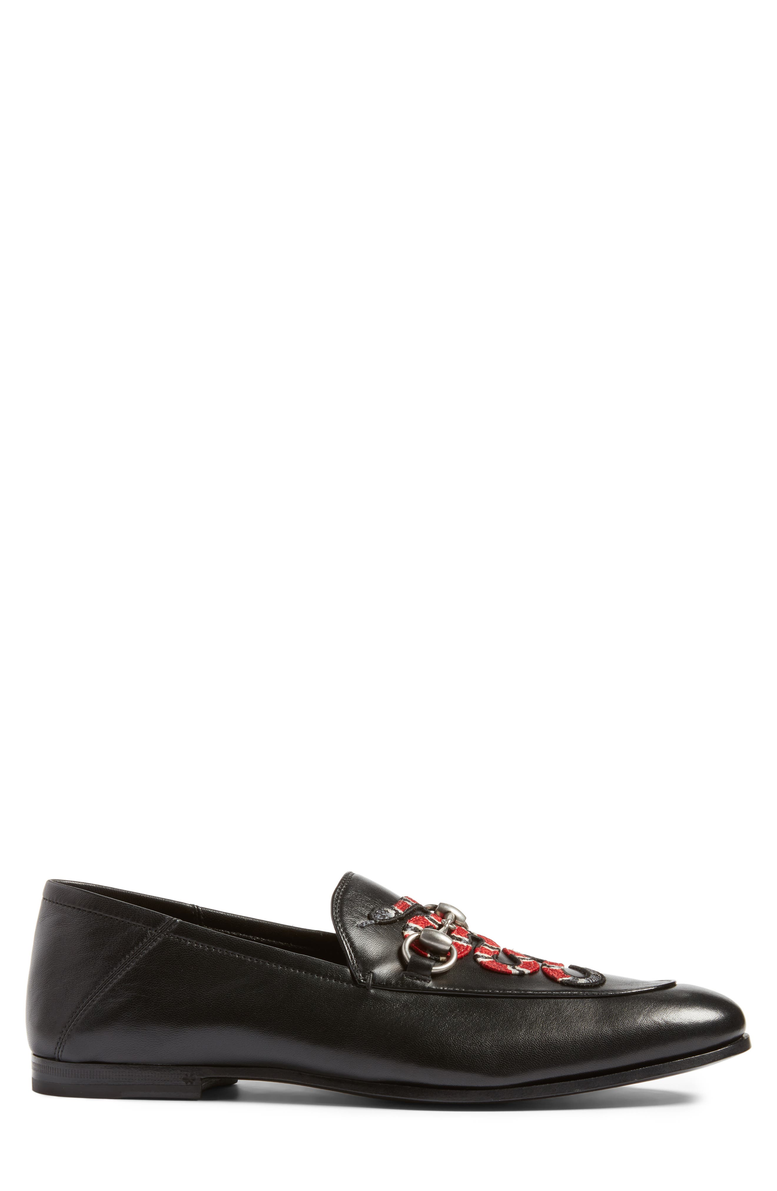 Brixton Leather Loafer,                             Alternate thumbnail 13, color,