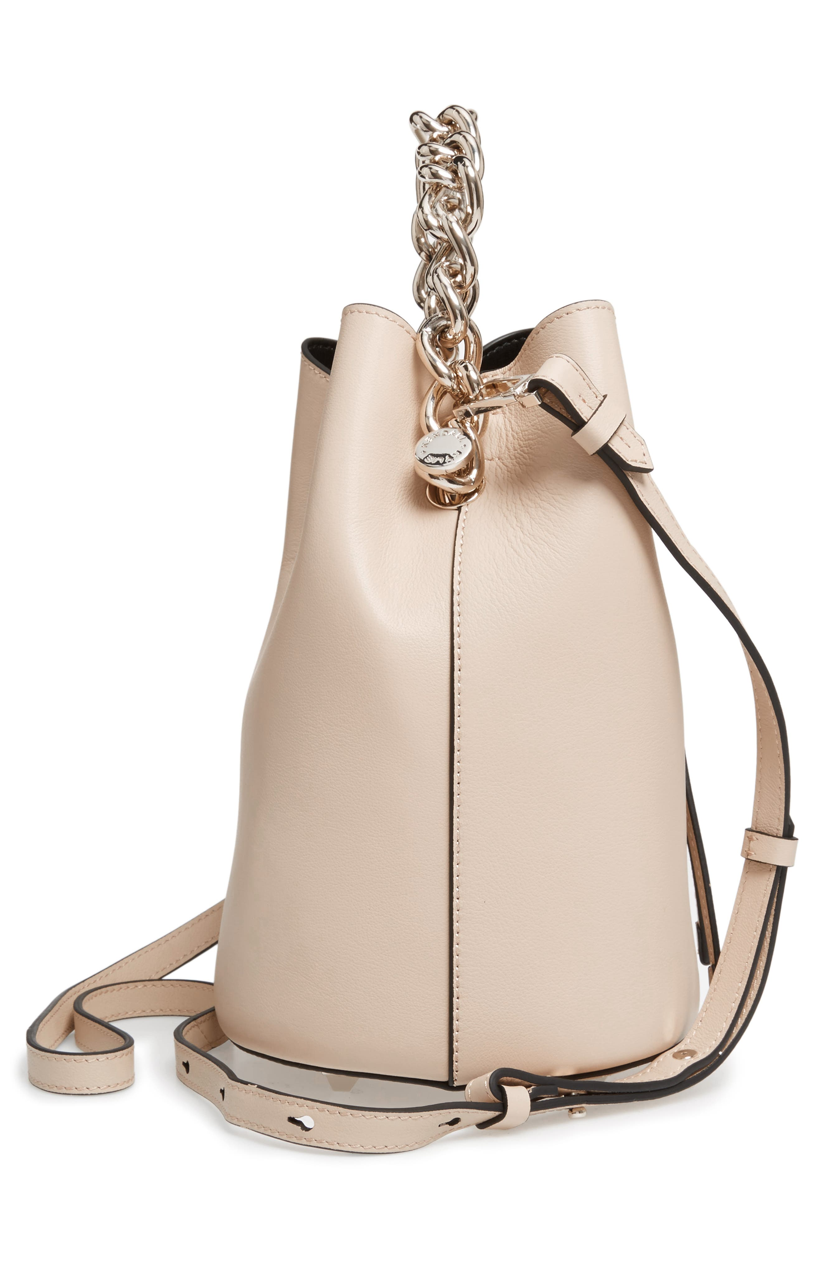 Mini Ladie Bucket Bag,                             Alternate thumbnail 5, color,                             260