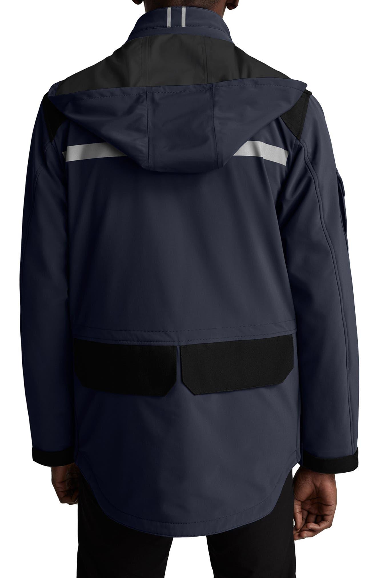 Canada Goose Photojournalist Regular Fit Jacket, Blue