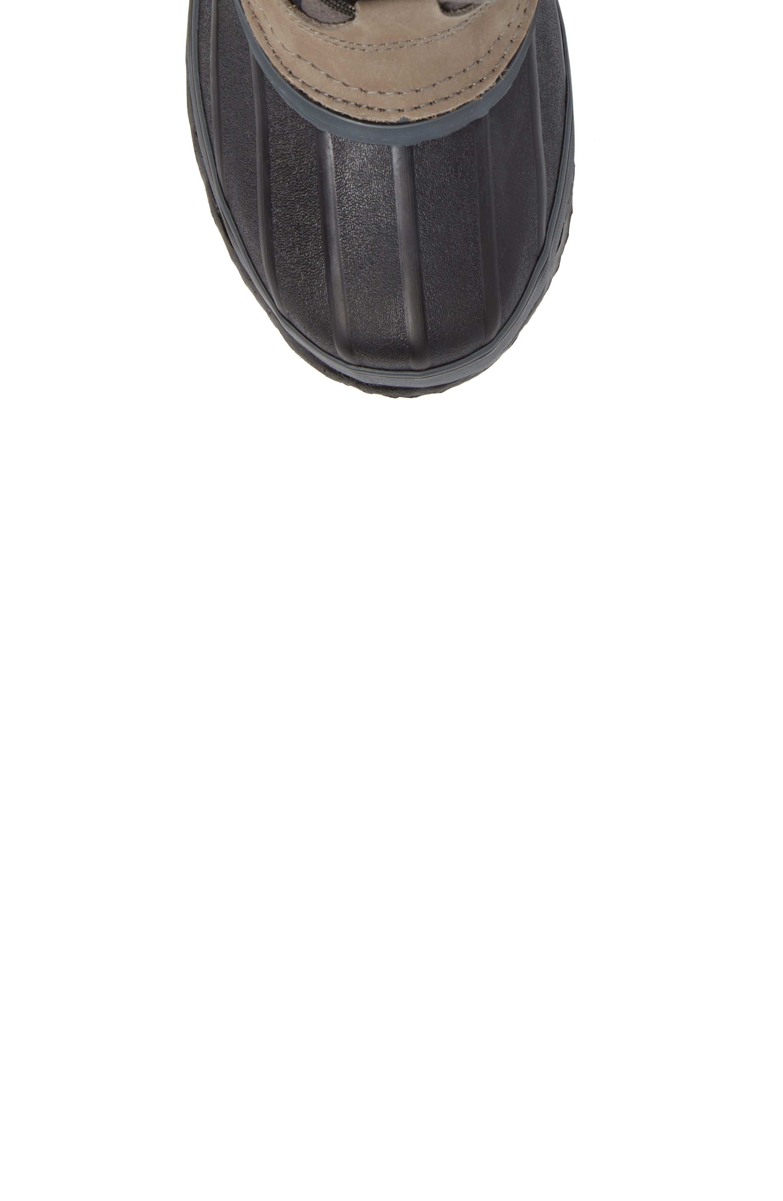 Kyra Waterproof Boot,                             Alternate thumbnail 5, color,                             001