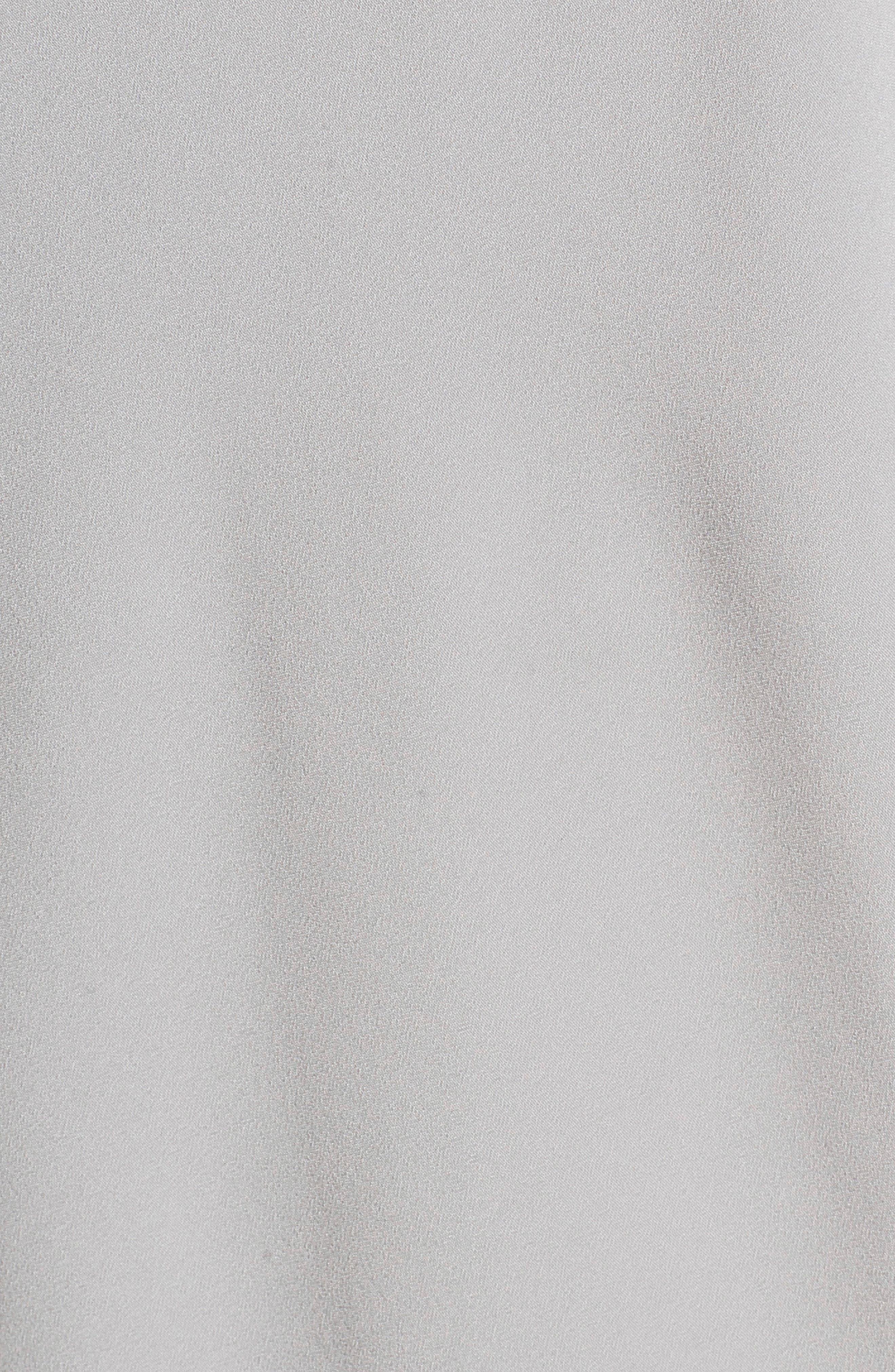 Bias Cut Asymmetrical Dress,                             Alternate thumbnail 6, color,