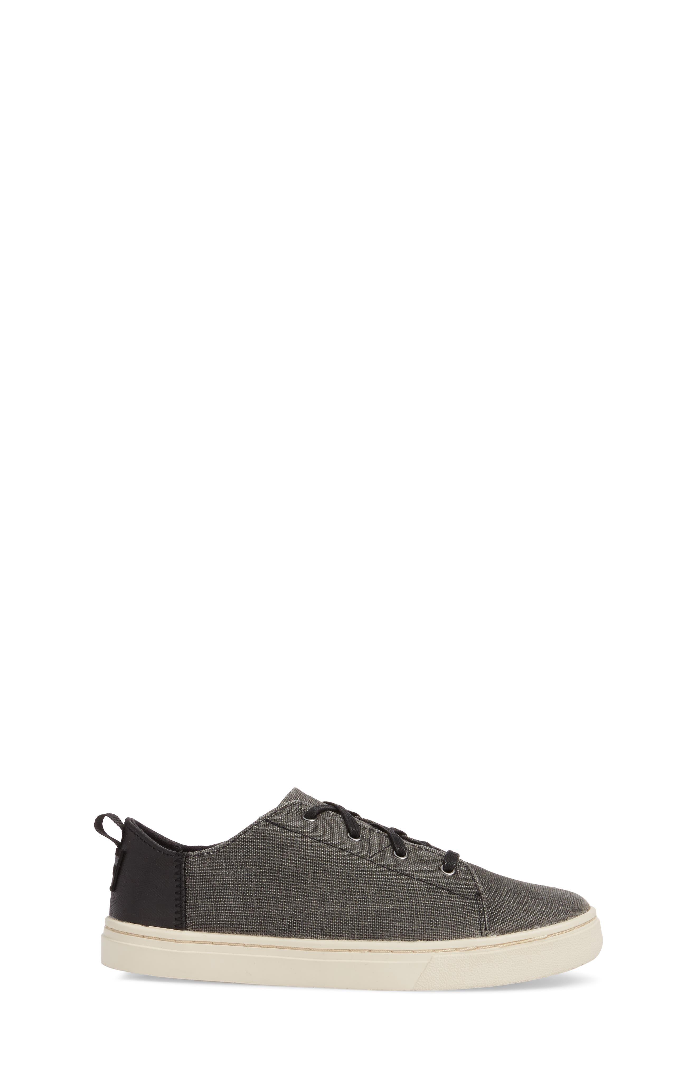 TOMS,                             Lenny Sneaker,                             Alternate thumbnail 3, color,                             001