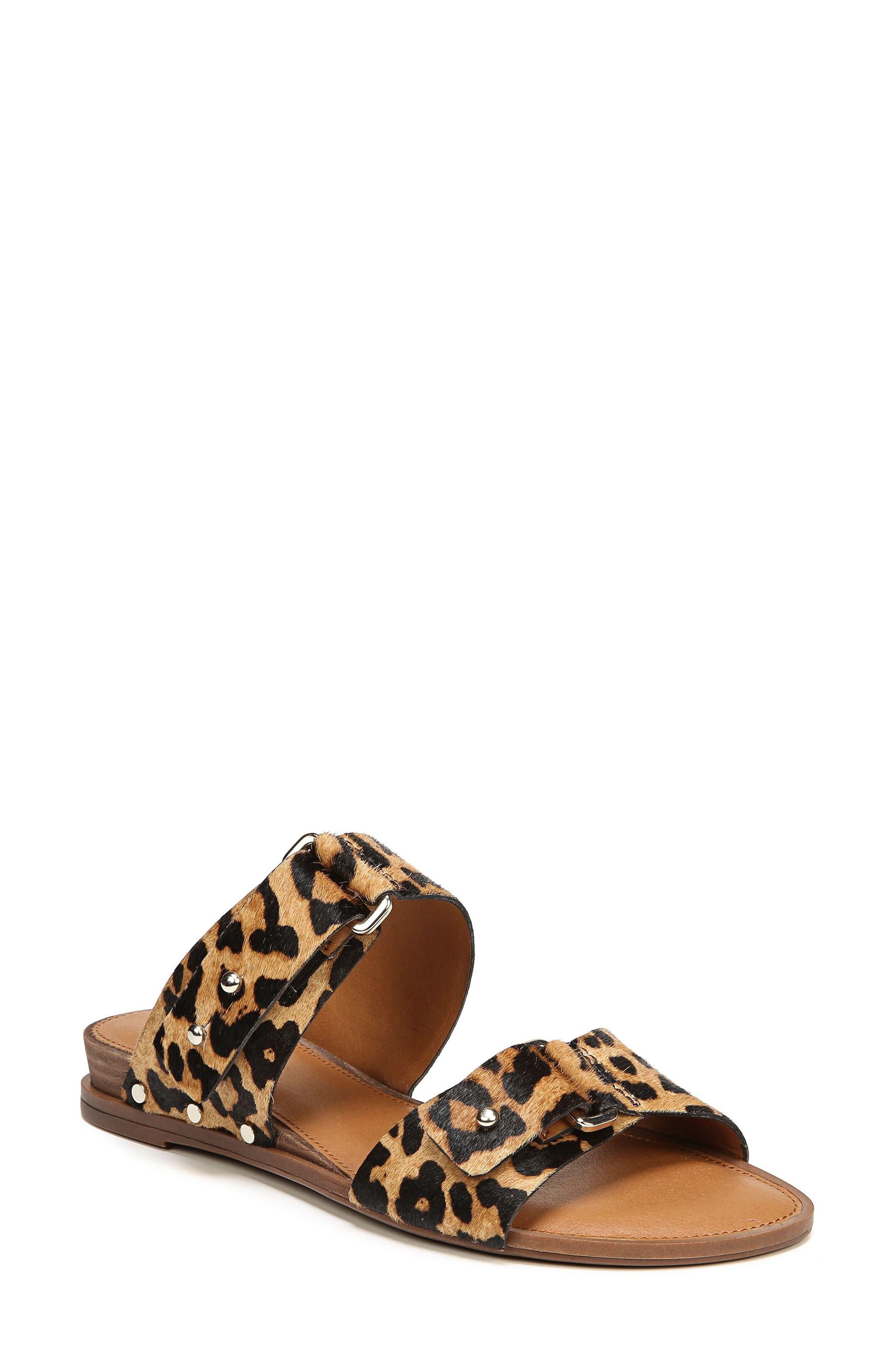 Palomino Genuine Calf Hair Sandal,                             Main thumbnail 3, color,