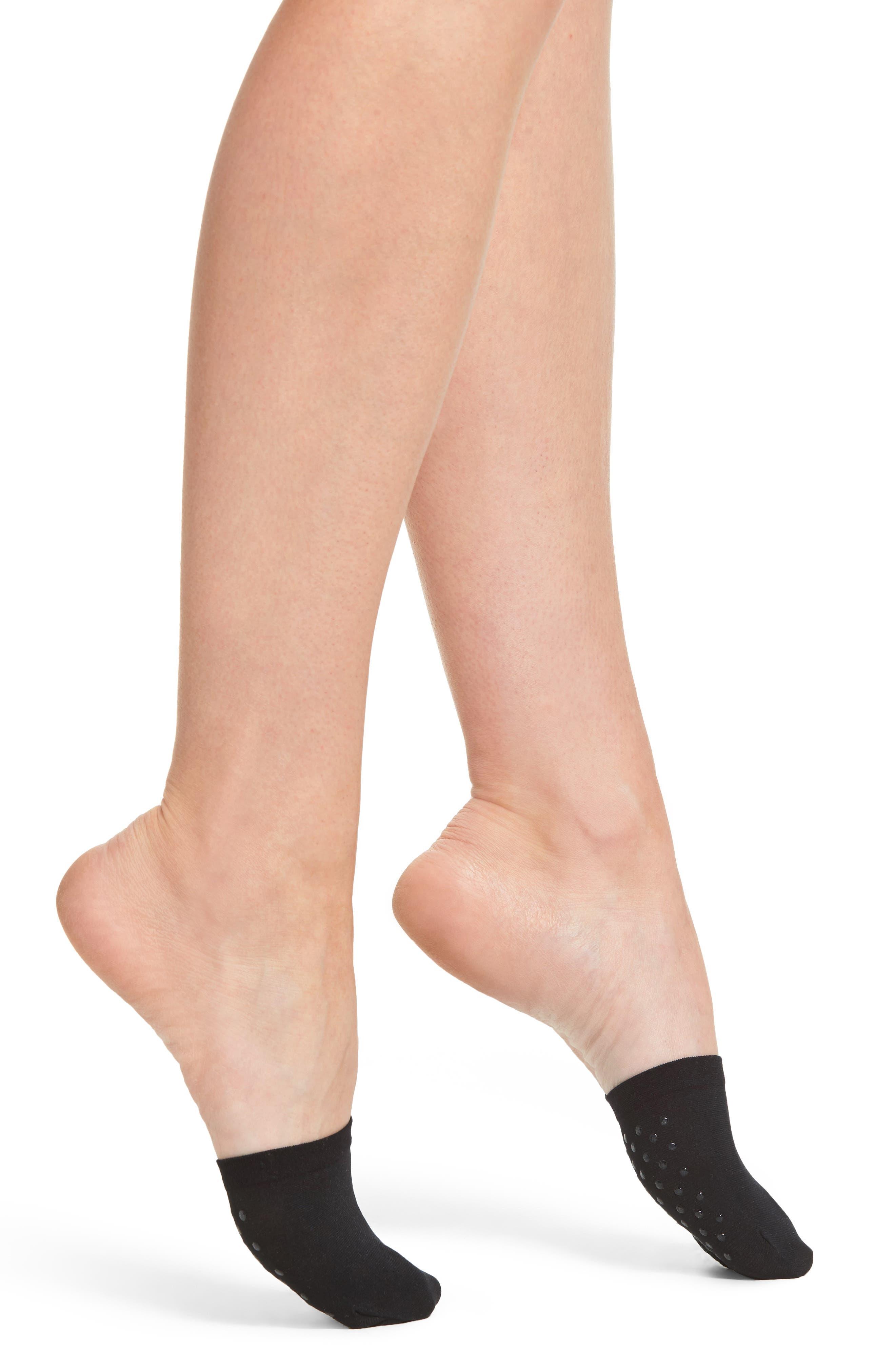 2-Pack Gripper Mule Socks,                             Main thumbnail 1, color,                             001