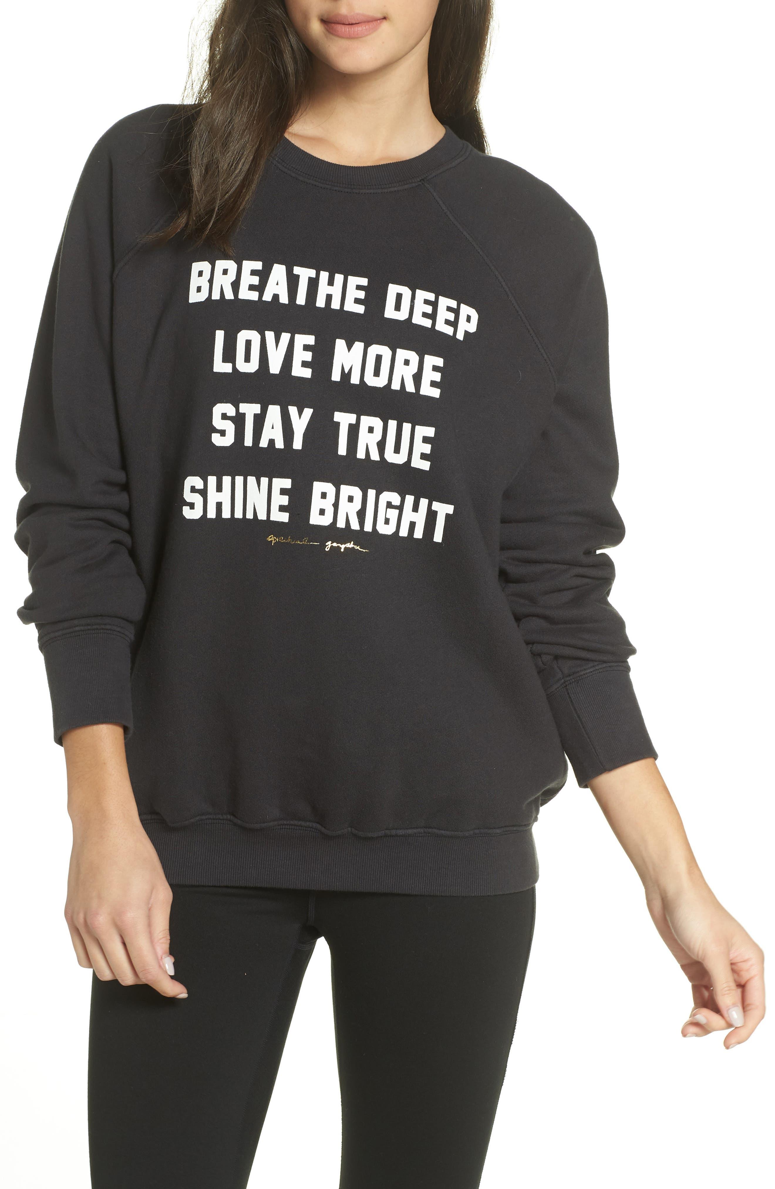 Breathe Sweatshirt,                         Main,                         color, 003
