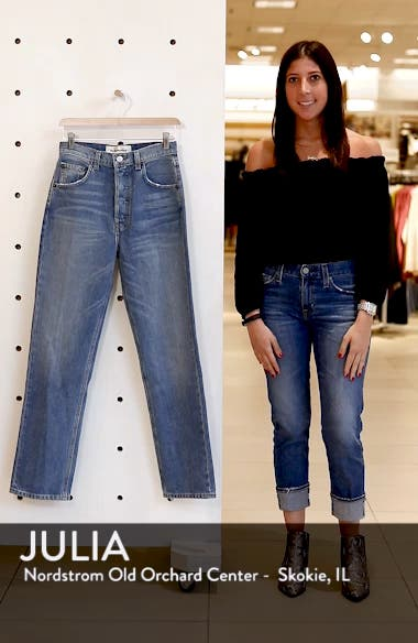 Cynthia High Waist Relaxed Jeans, sales video thumbnail