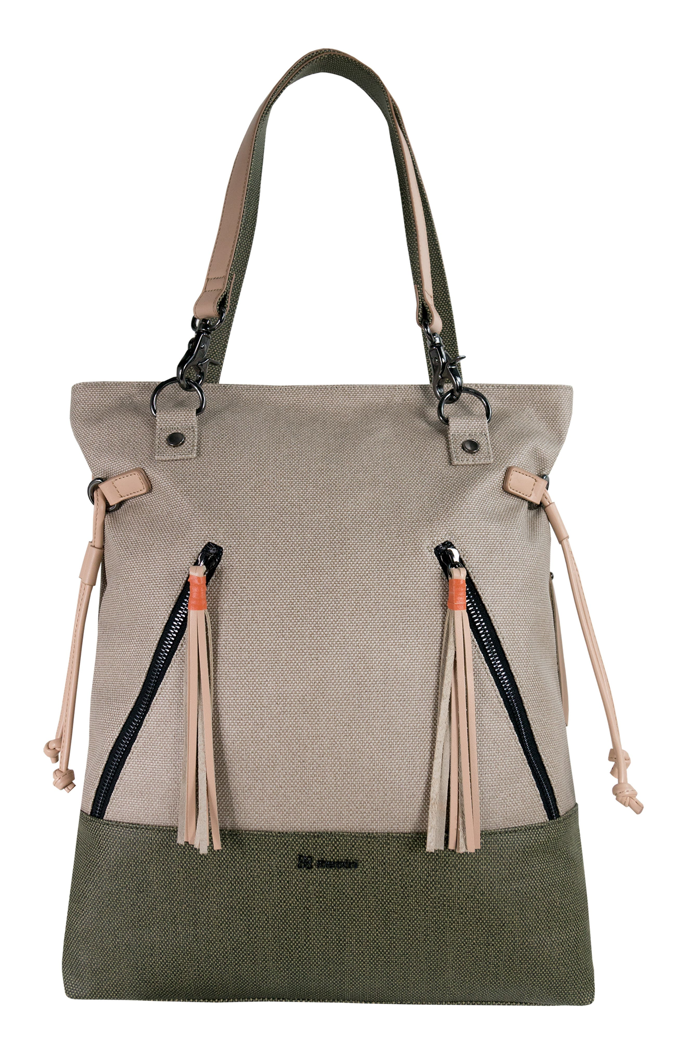 Tempest Canvas Convertible Backpack,                         Main,                         color, 901