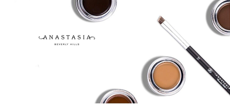 Anastasia Beverly Hills makeup.