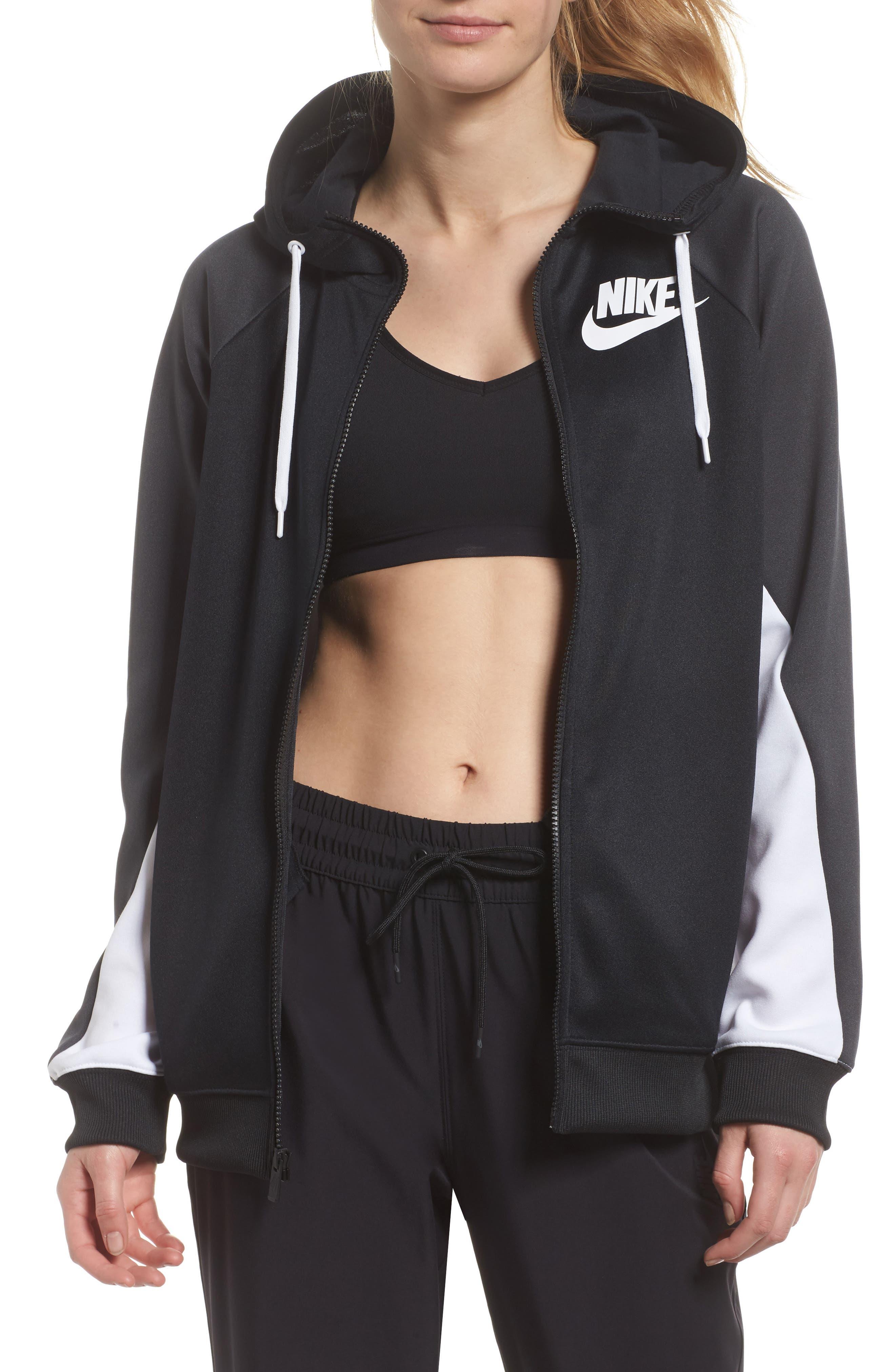 Sportswear Women's Zip Hoodie,                             Alternate thumbnail 2, color,                             010