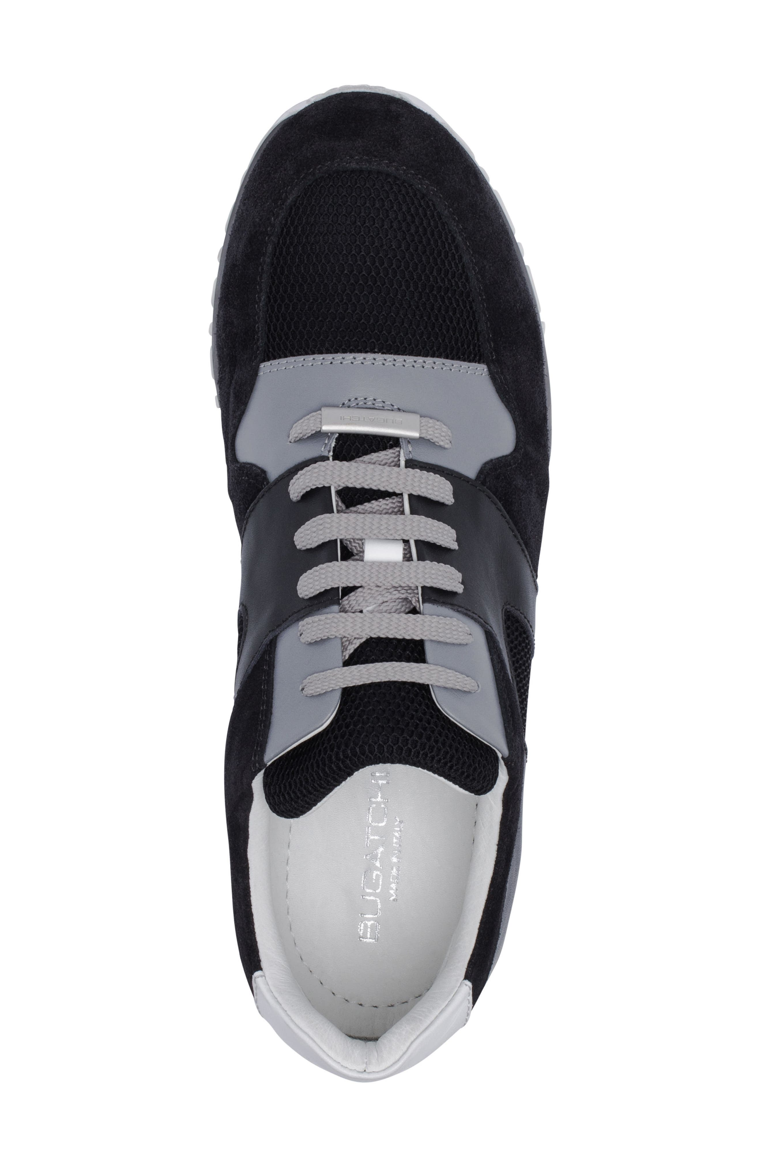 Portofino Sneaker,                             Alternate thumbnail 5, color,                             NERO