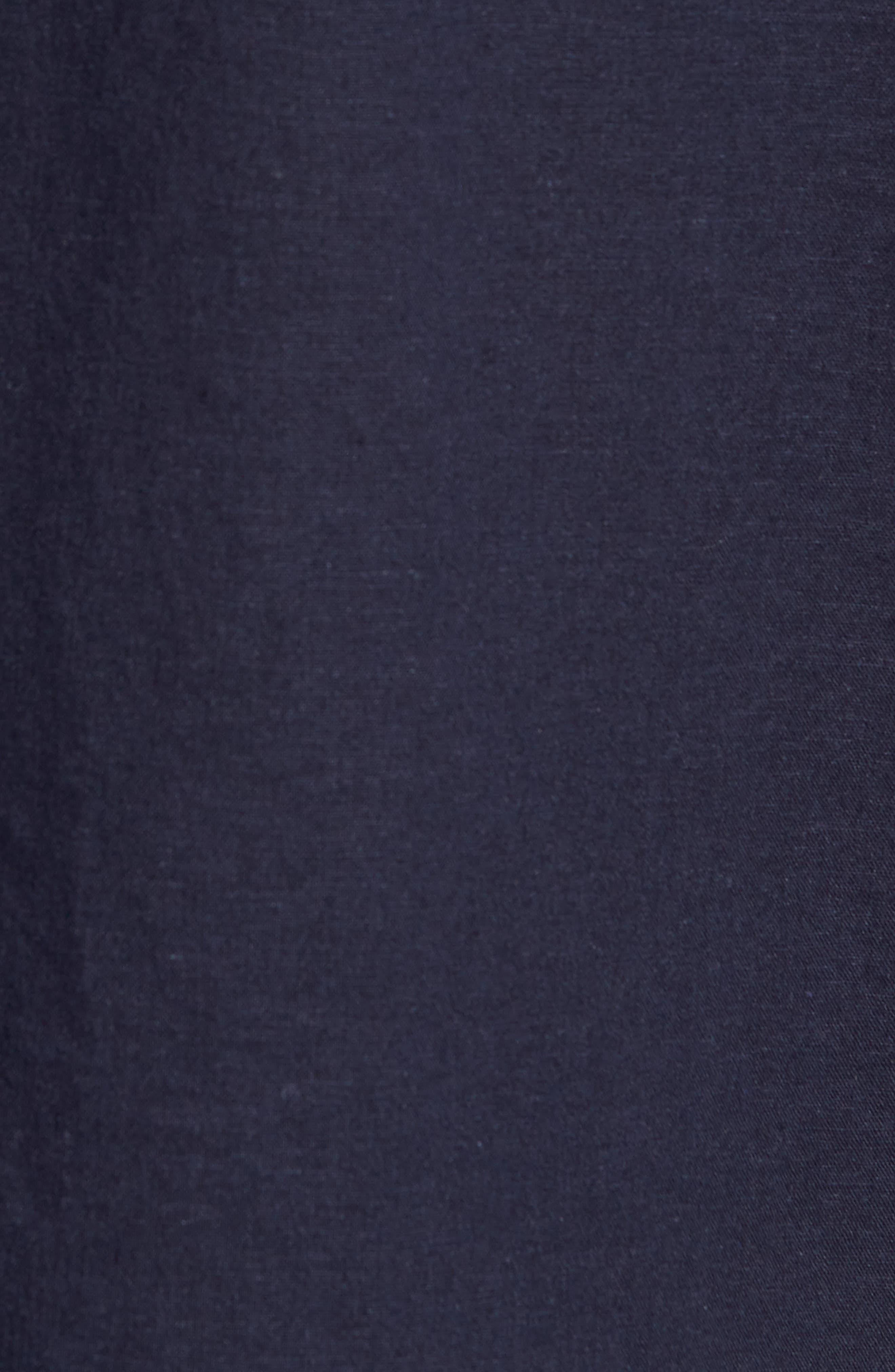 Linen Blend Sport Shirt,                             Alternate thumbnail 15, color,