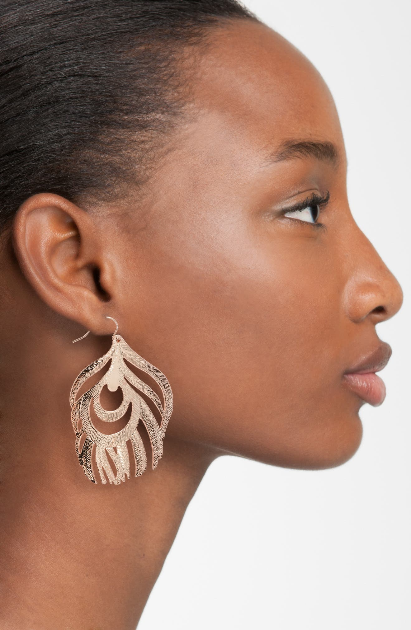 Statement Earrings,                             Alternate thumbnail 6, color,