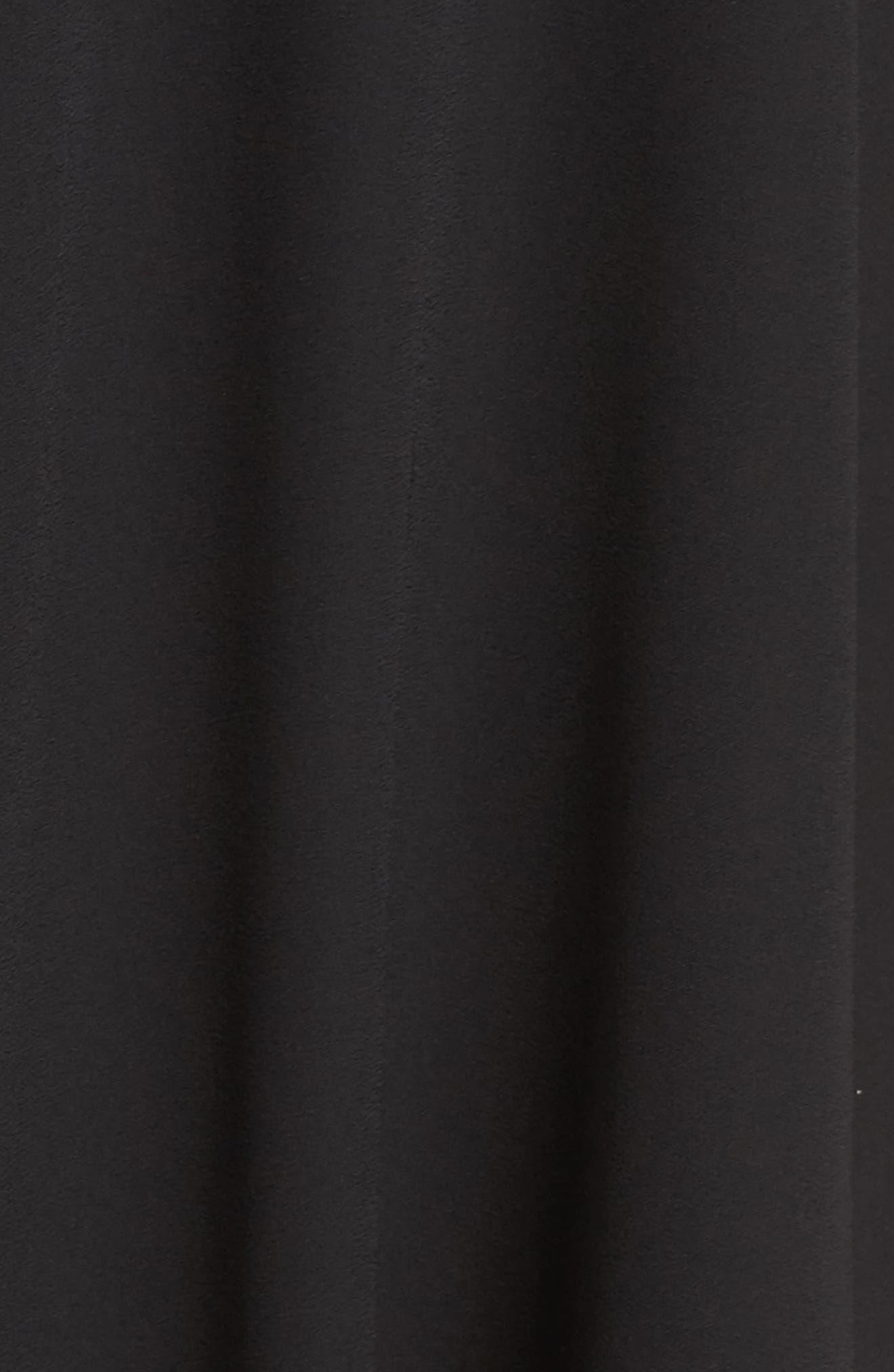 Asymmetric Hem Shift Dress,                             Alternate thumbnail 14, color,