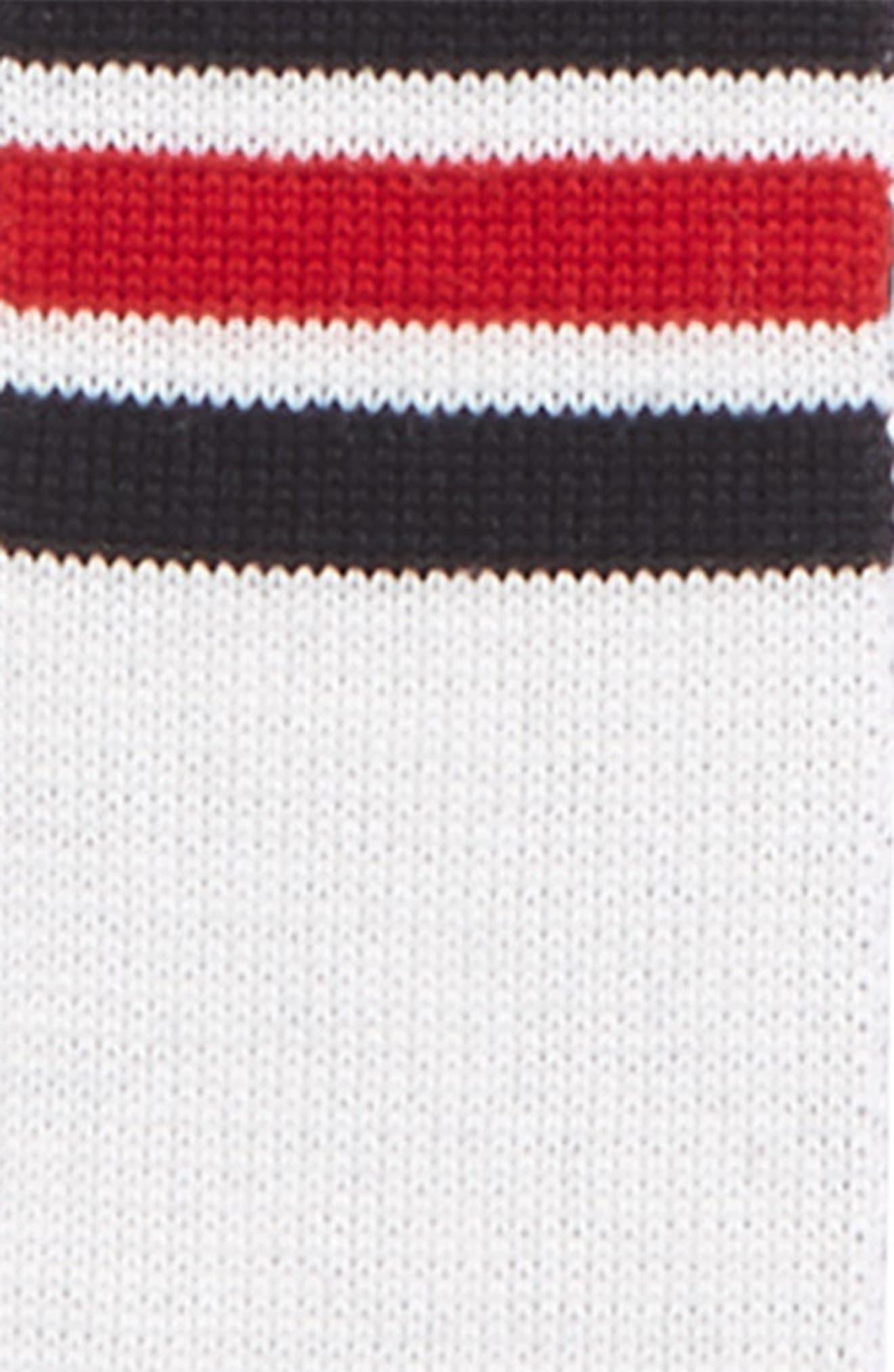 4-Bar Wool Knit Tie,                             Alternate thumbnail 7, color,