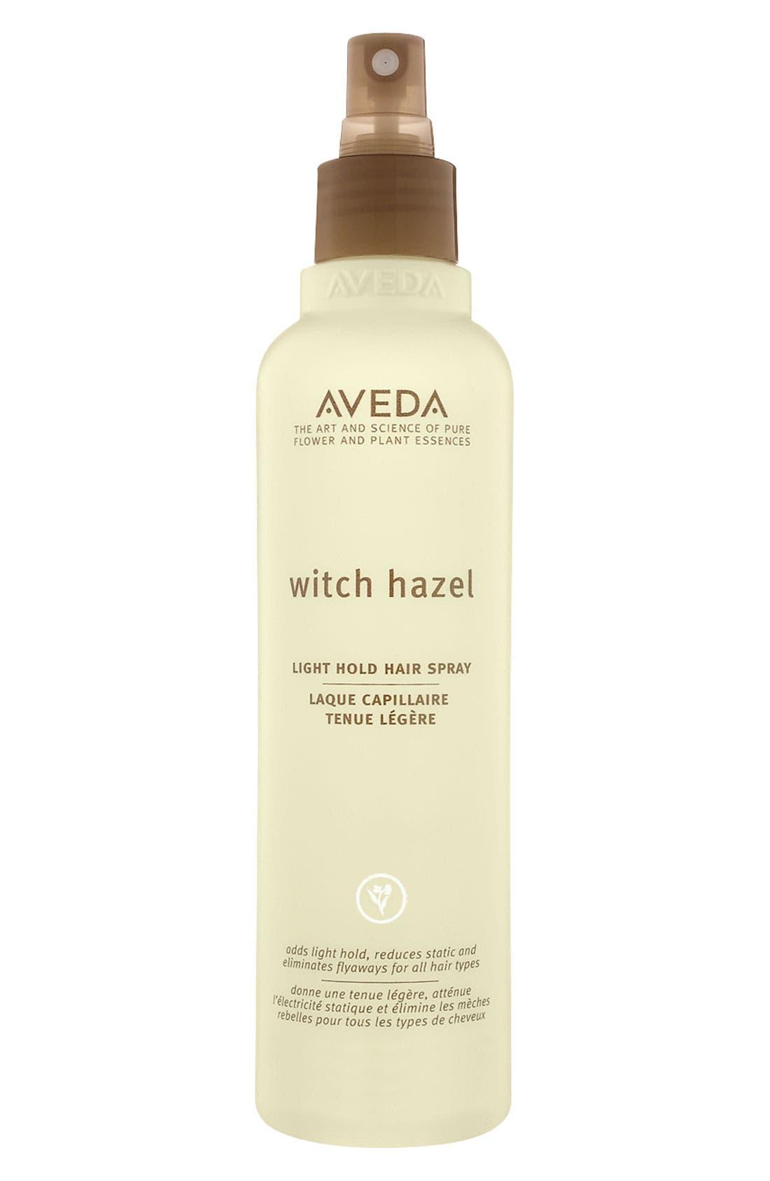 Witch Hazel Light Hold Hair Spray,                         Main,                         color, NO COLOR