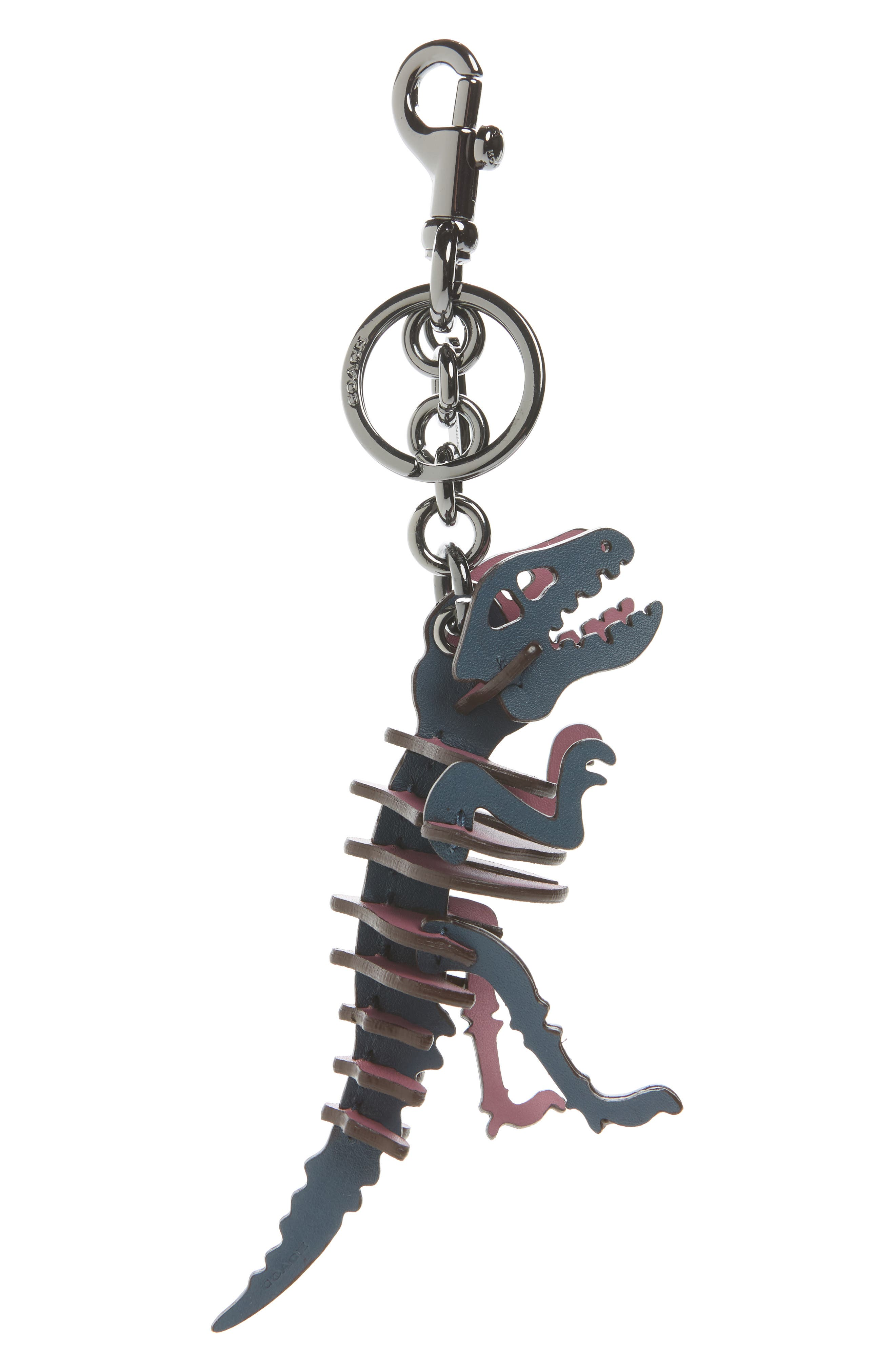Small Rexy Bag Charm,                         Main,                         color, 400