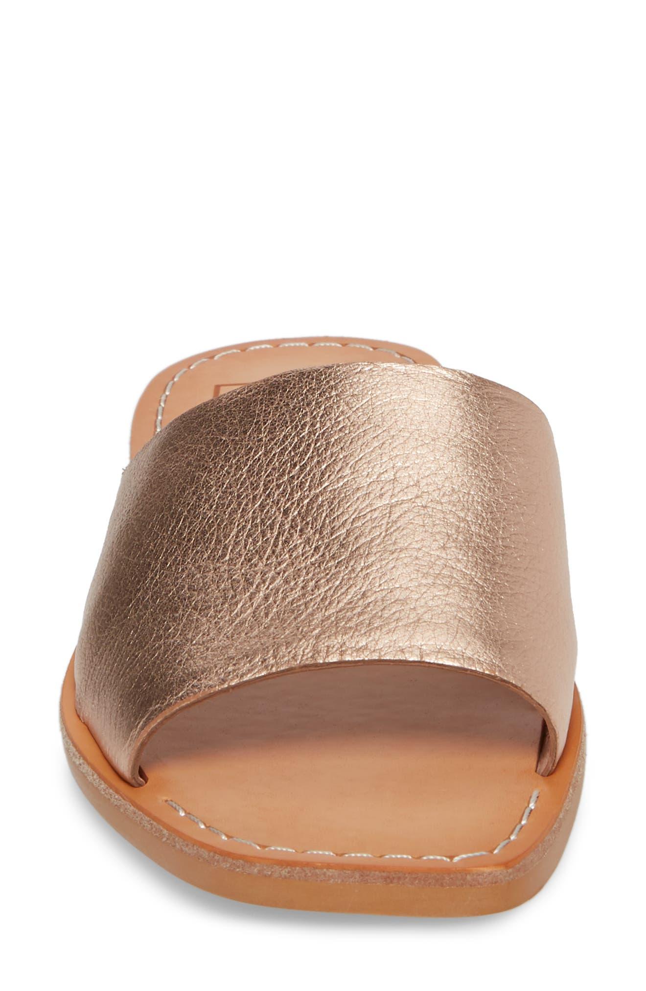 Cato Asymmetrical Slide Sandal,                             Alternate thumbnail 25, color,