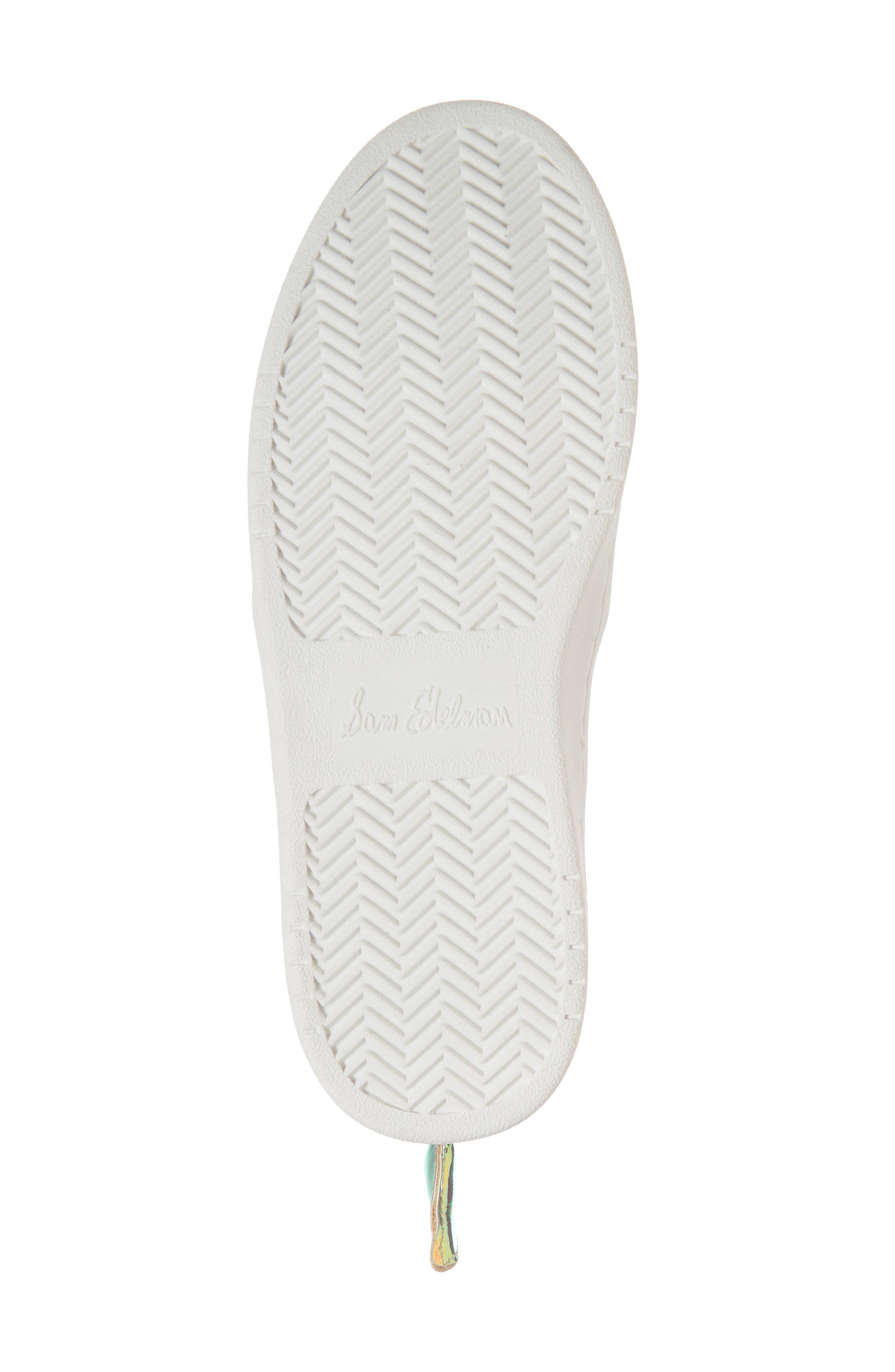 Blane Mermaid Sneaker,                             Alternate thumbnail 6, color,                             220