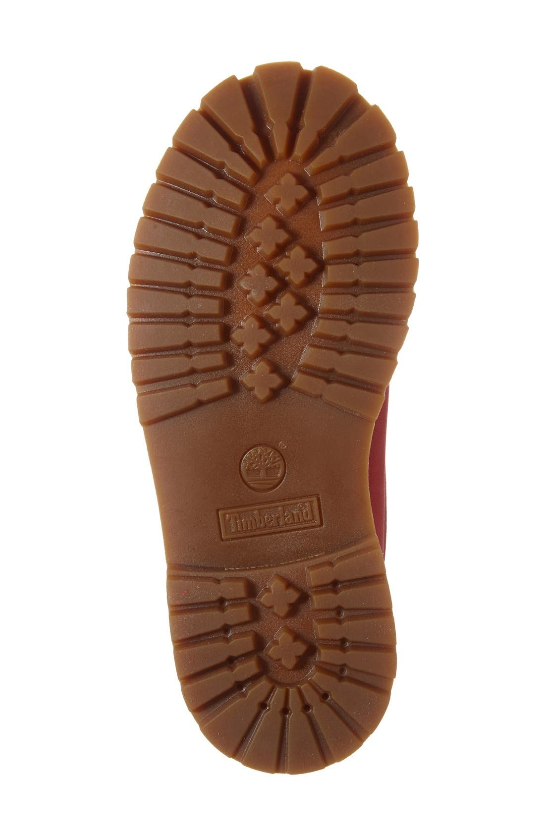 'Patriotic 6 Inch' Waterproof PrimaLoft<sup>®</sup> ECO Insulated Winter Boot,                             Alternate thumbnail 4, color,                             641