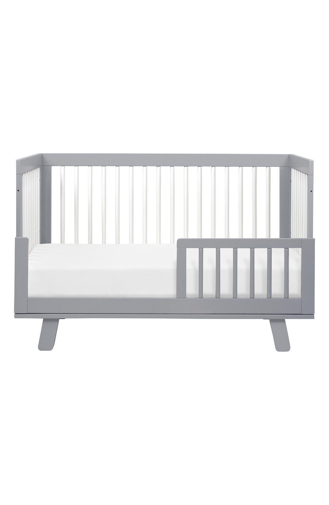 'Hudson' 3-in-1 Convertible Crib,                             Alternate thumbnail 9, color,