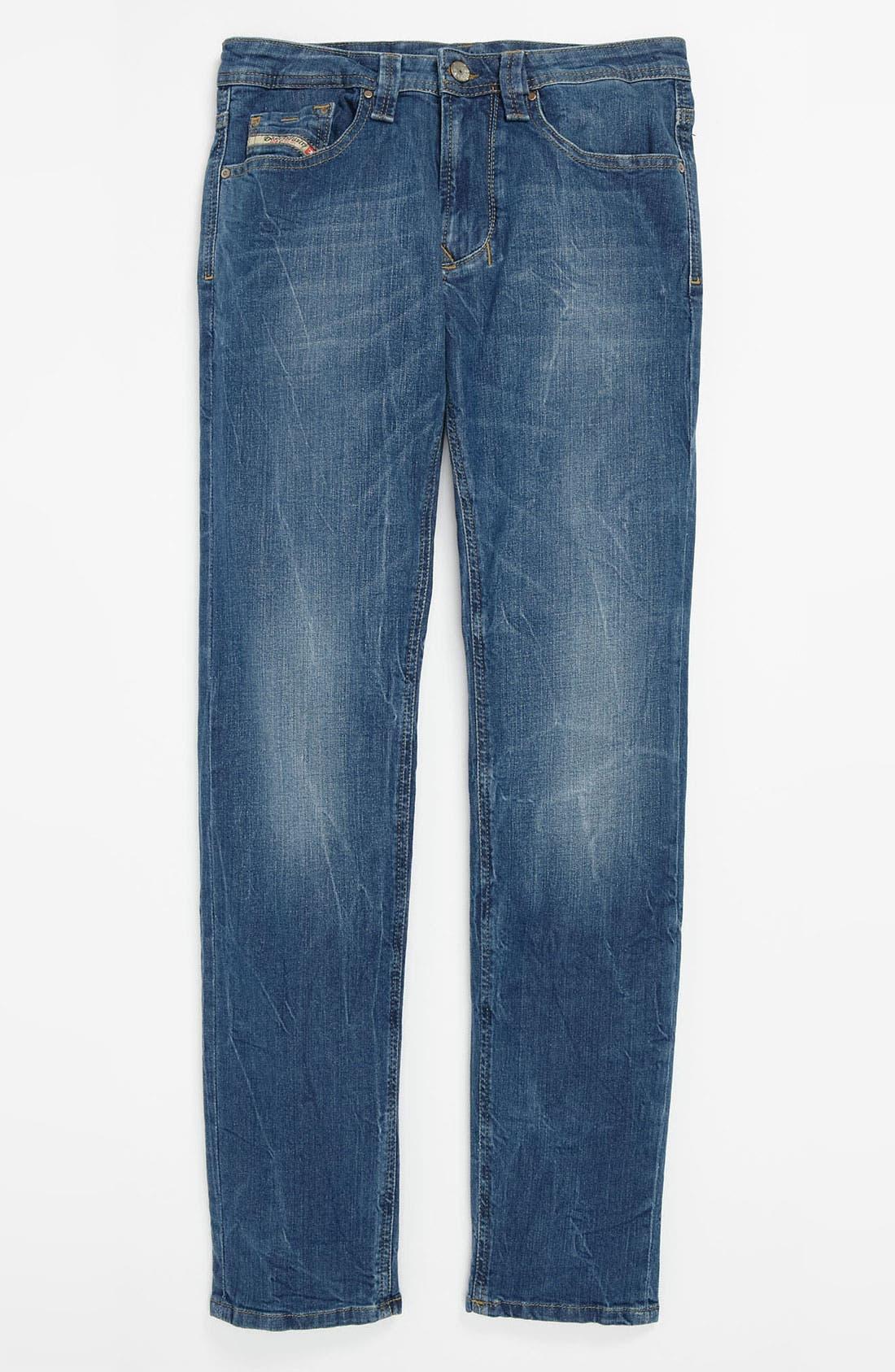 'Larkee' Jeans,                             Alternate thumbnail 2, color,