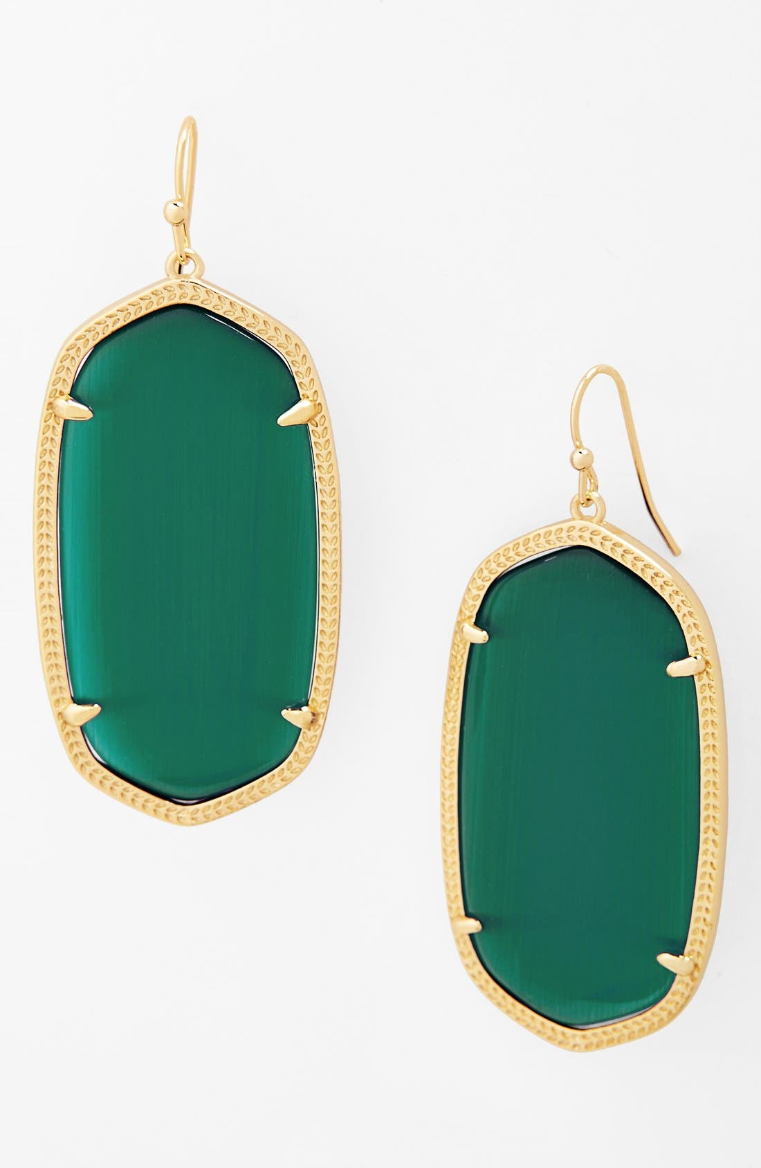 Danielle - Large Oval Statement Earrings,                             Main thumbnail 6, color,